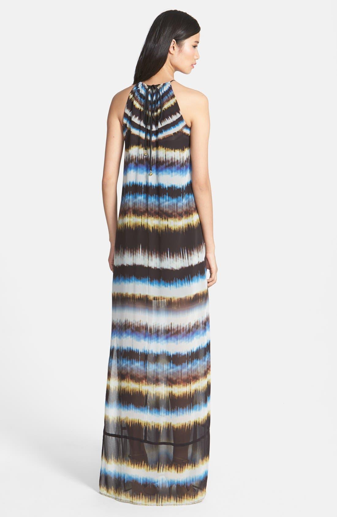 Alternate Image 2  - Trina Turk 'Milian' Tie Dye Georgette Maxi Dress