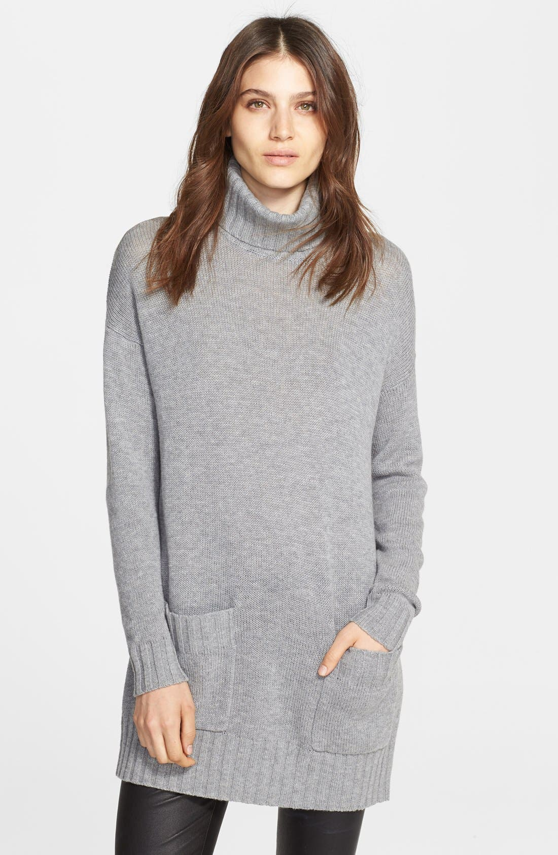 Main Image - Joie 'Shera B' Turtleneck Dress