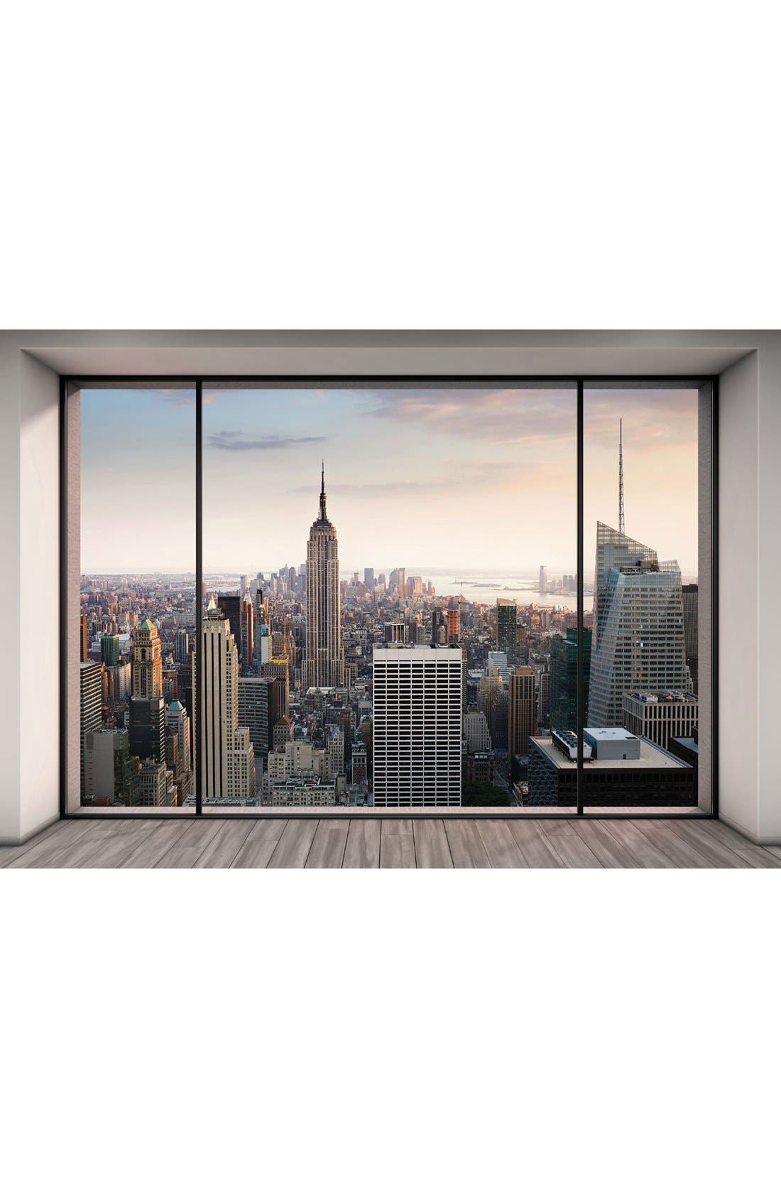 Alternate Image 2  - Wallpops 'Penthouse' Wall Mural (8-Panel)