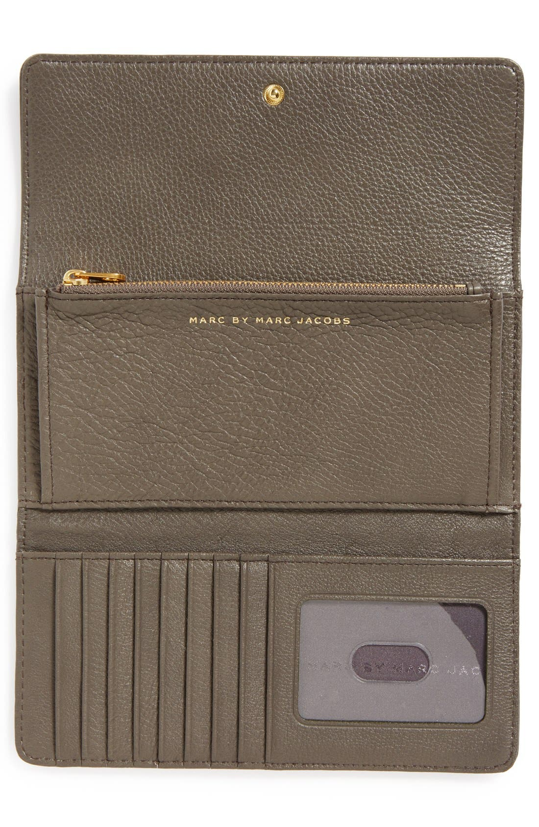 Alternate Image 2  - MARC BY MARC JACOBS 'Classic Q - Long' Trifold Wallet