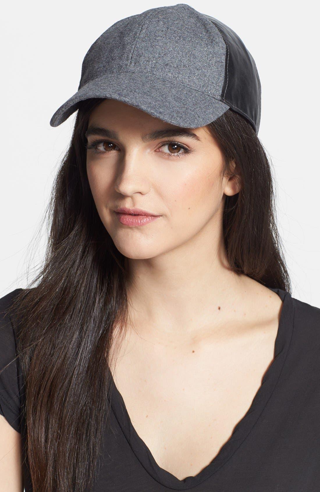 Alternate Image 1 Selected - August Hat 'Home Run' Adjustable Baseball Cap