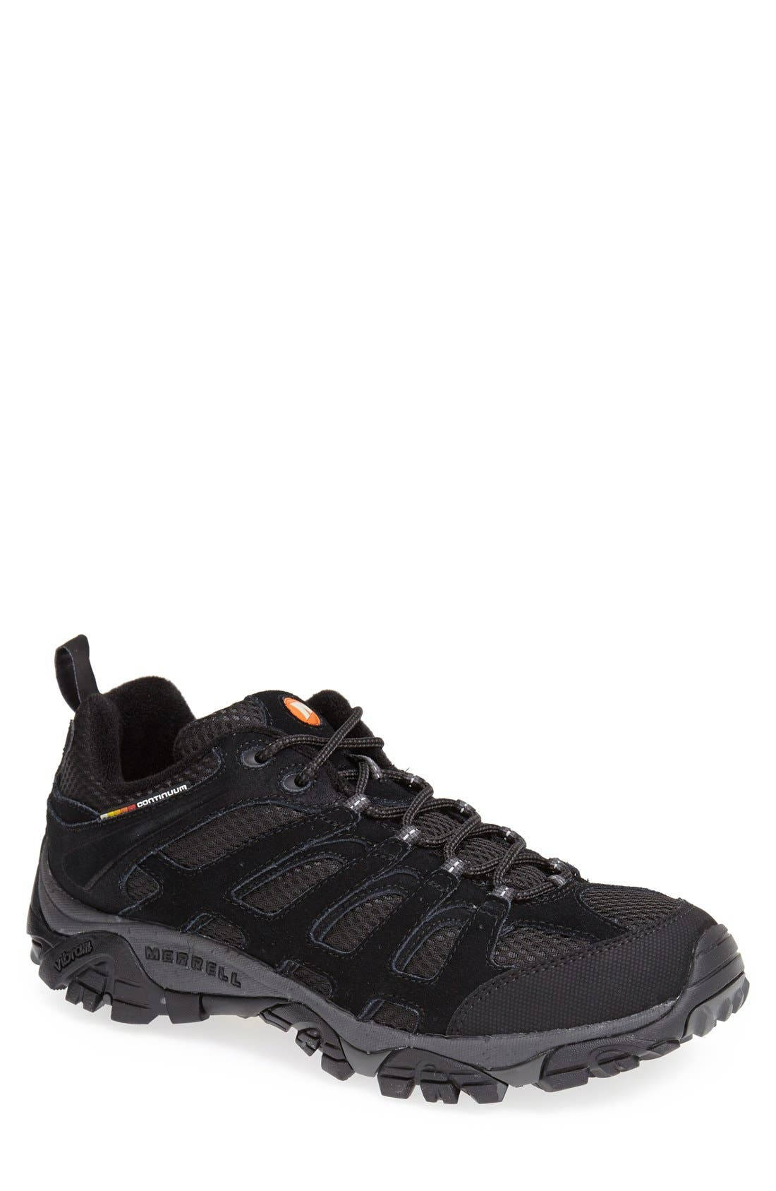 Main Image - Merrell 'Moab Ventilator' Hiking Shoe (Men)