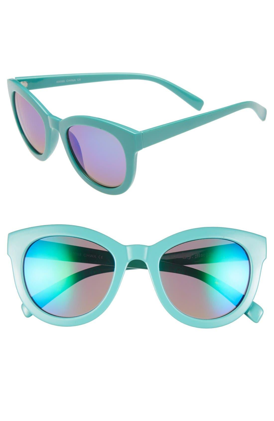 Main Image - A.J Morgan 'Hatch' 50mm Sunglasses