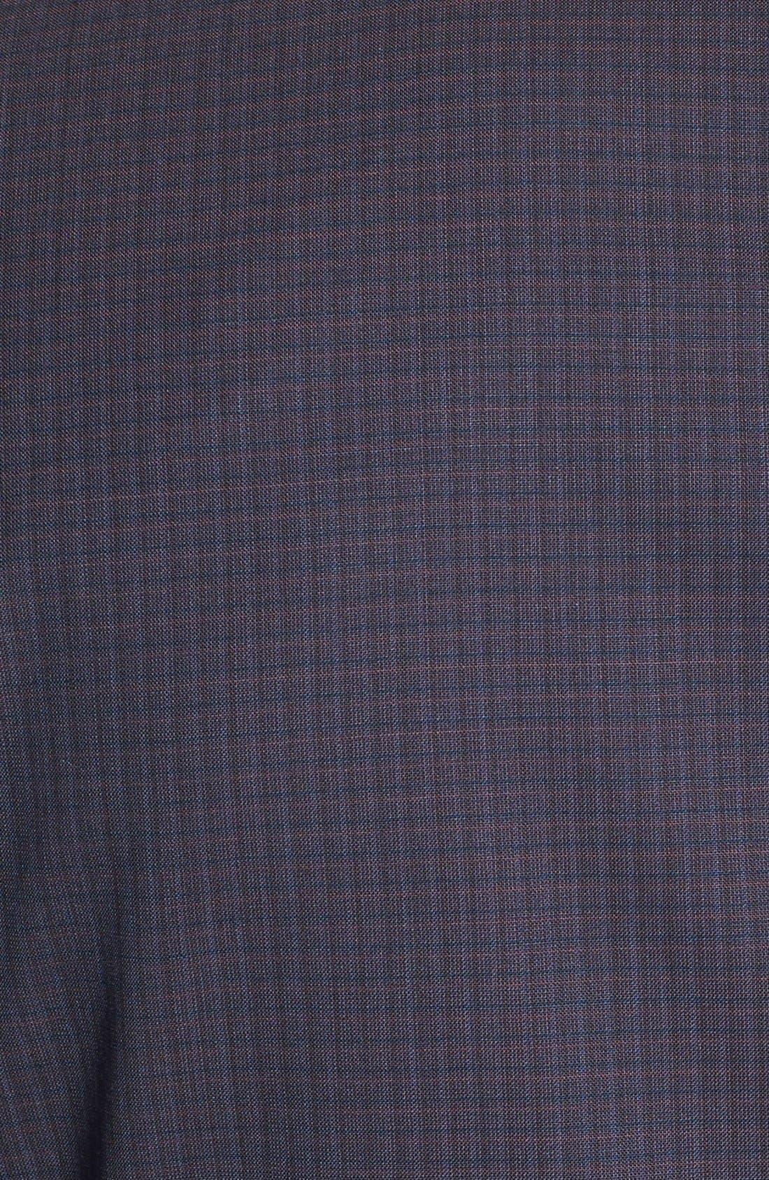 Alternate Image 3  - BOSS HUGO BOSS 'James' Trim Fit Check Sport Coat