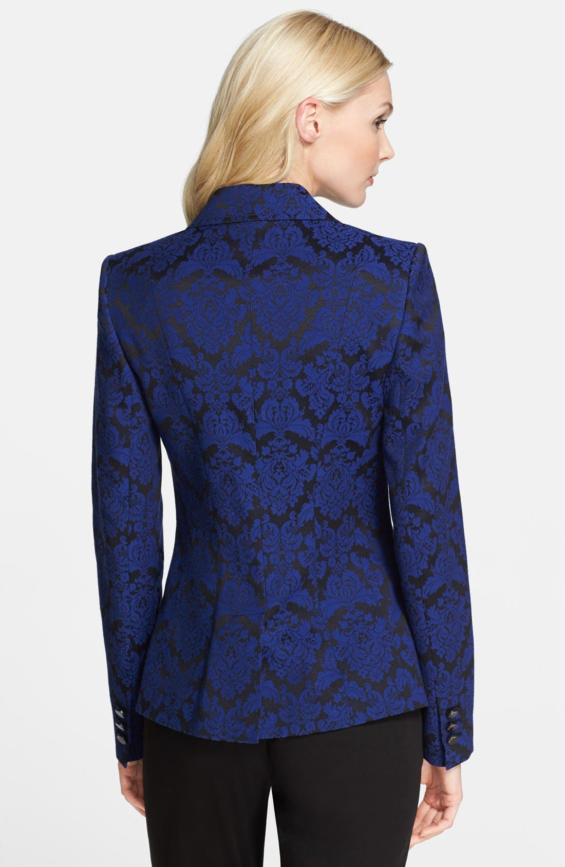 Alternate Image 2  - Ted Baker London Jacquard Suit Jacket