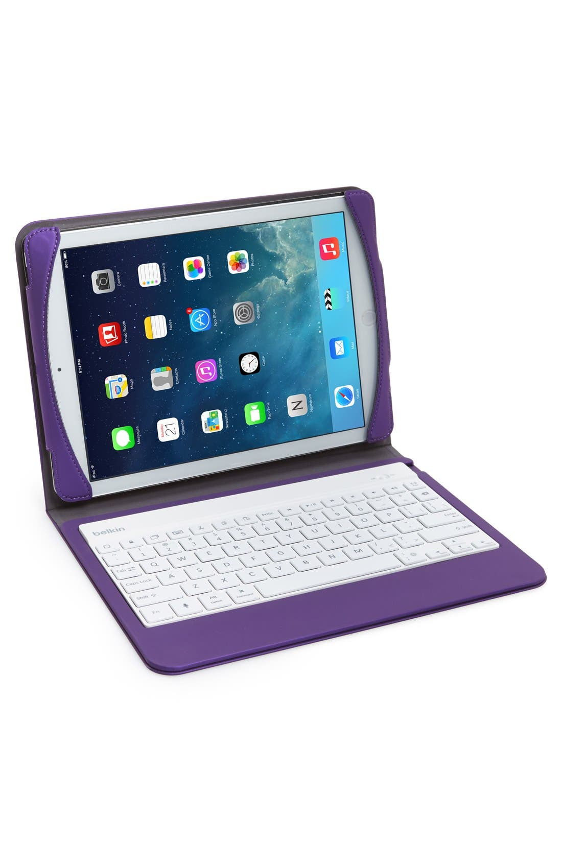 Alternate Image 1 Selected - Belkin 'Slim Style' iPad Air Keyboard Case