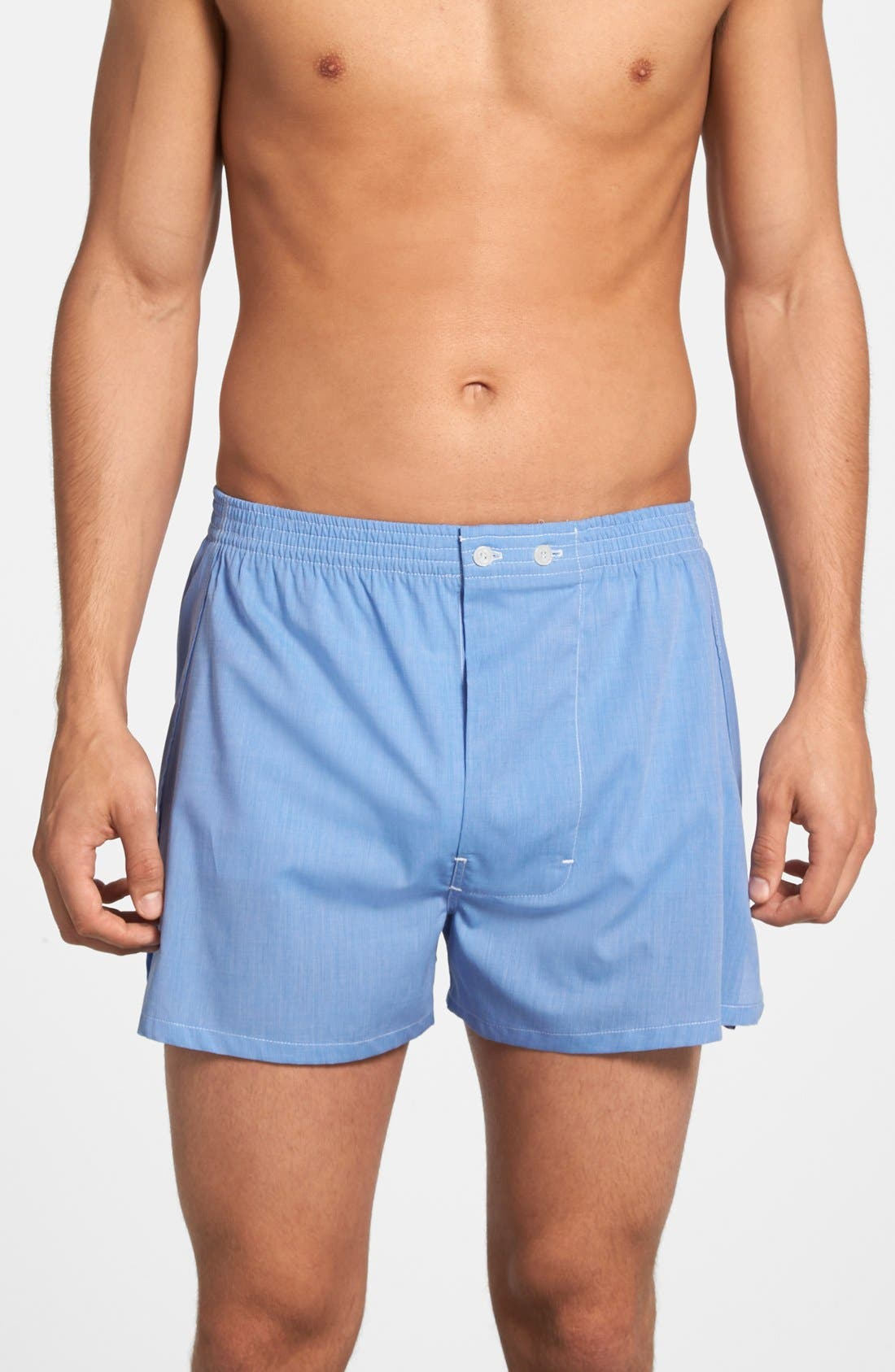 Alternate Image 3  - Nordstrom Men's Shop 3-Pack Classic Fit Boxers