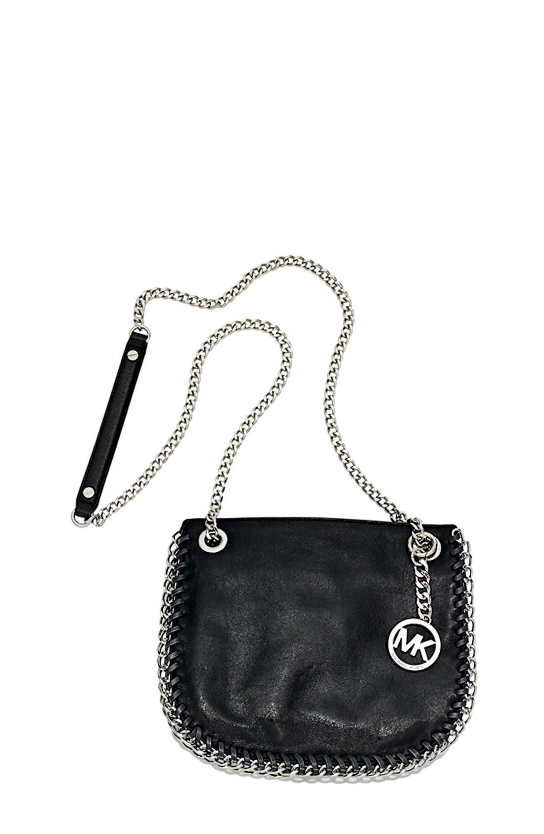 Alternate Image 4  - MICHAEL Michael Kors 'Small Chelsea' Convertible Crossbody Bag