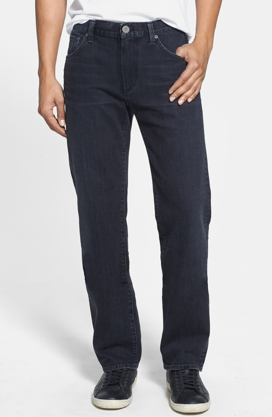 Alternate Image 1 Selected - Citizens of Humanity 'Sid' Straight Leg Jeans (Jackson)