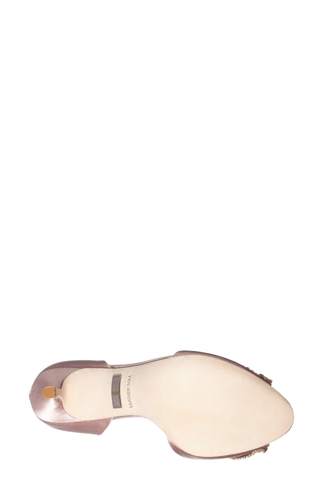 Alternate Image 4  - Badgley Mischka 'Lisbeth' d'Orsay Pump (Women)