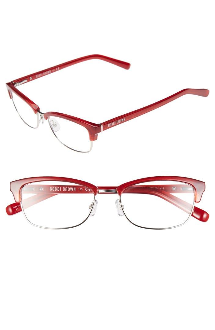 Plastic Glasses Frames Peeling : Bobbi Brown The Villa 51mm Reading Glasses Nordstrom