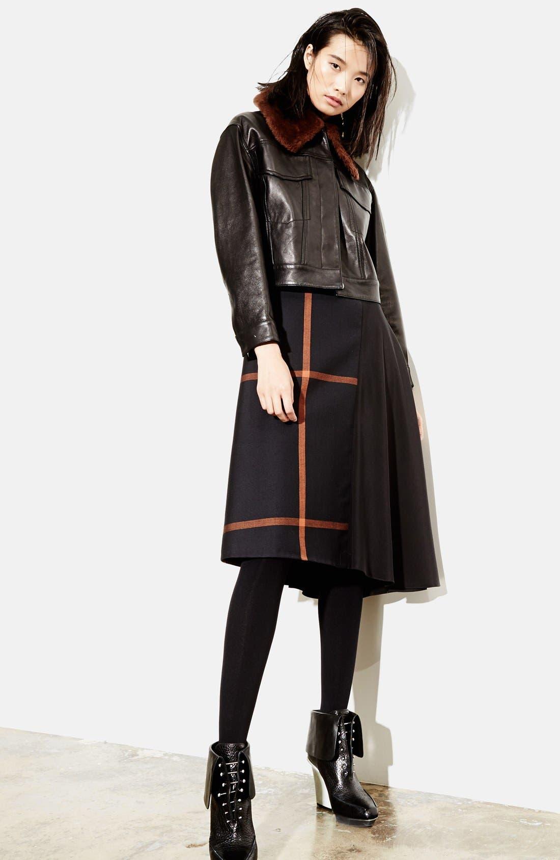 Alternate Image 3  - 3.1 Phillip Lim 'Shadow' Satin Inset Dress