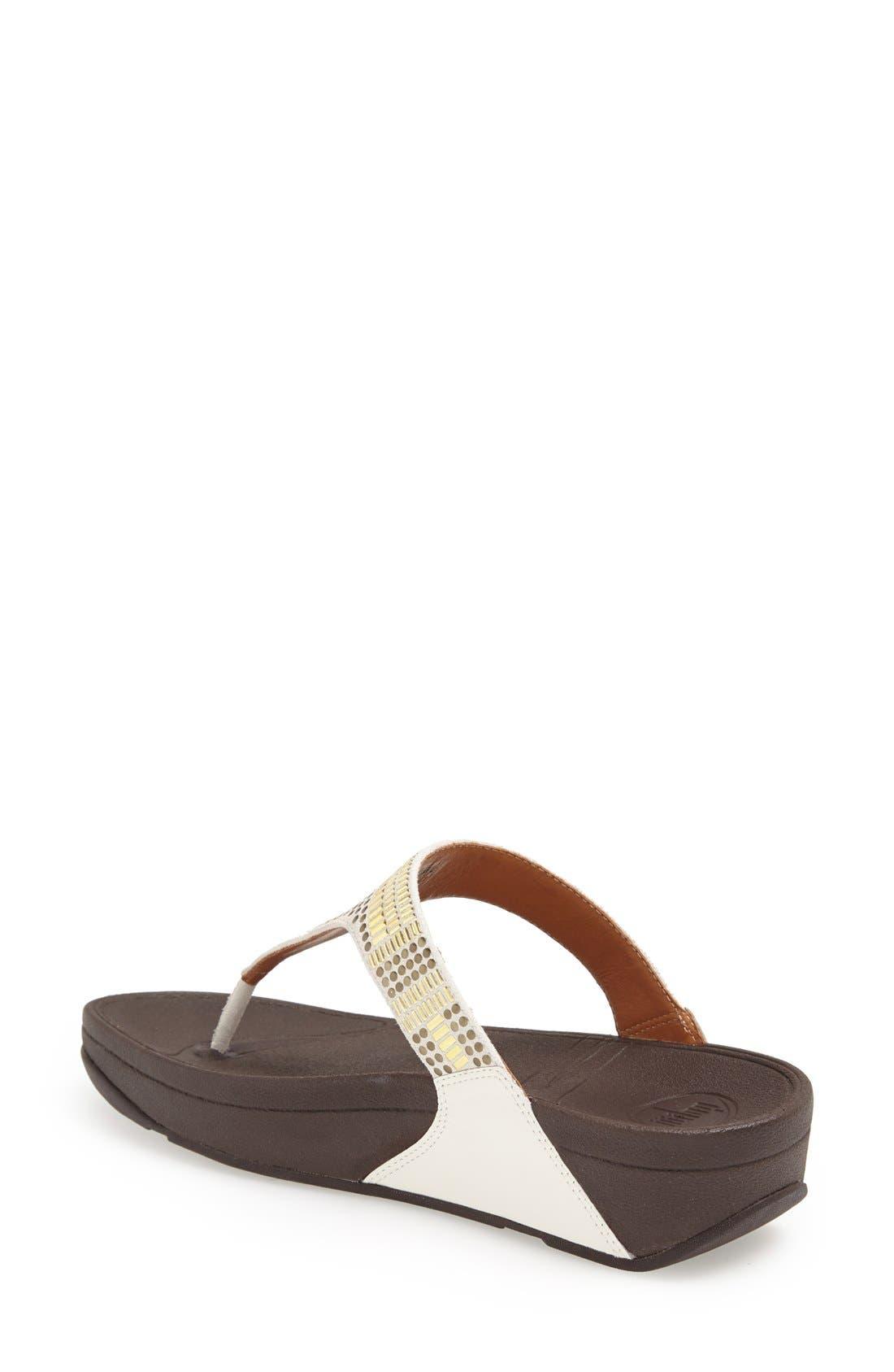 Alternate Image 2  - FitFlop 'Aztek Chada' Sandal