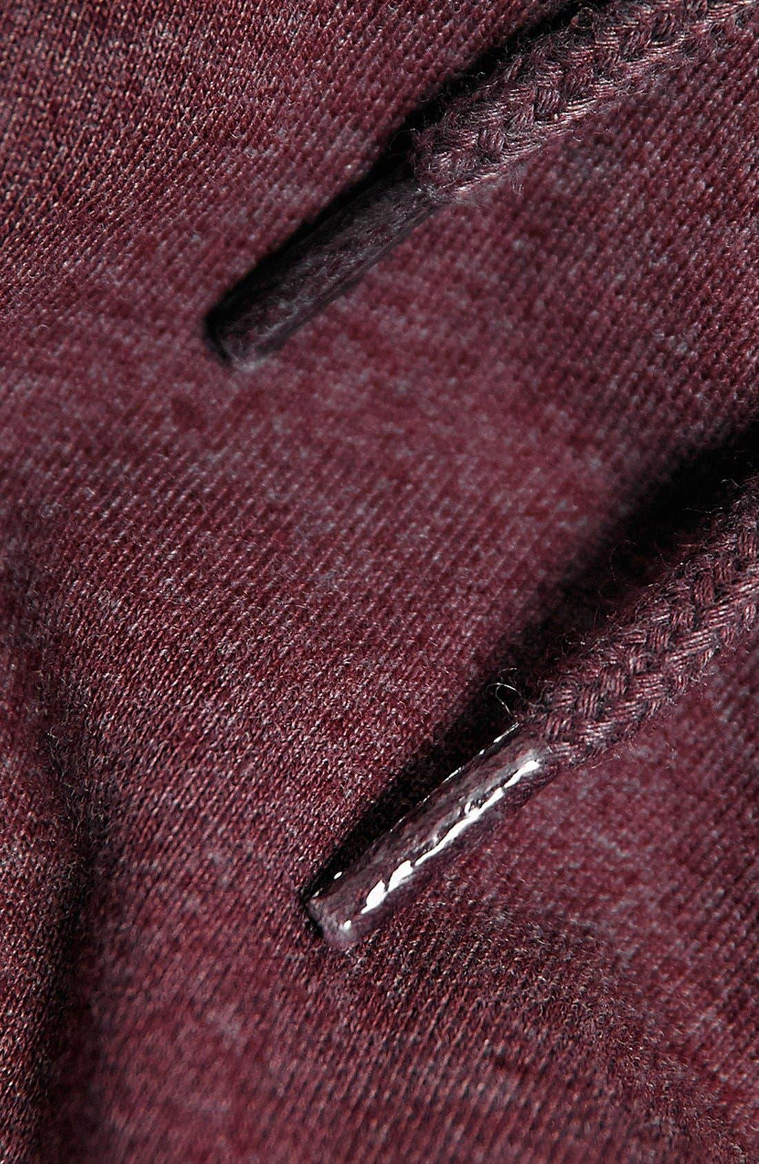 Alternate Image 3  - Topman Drop Crotch Jogger Sweatpants