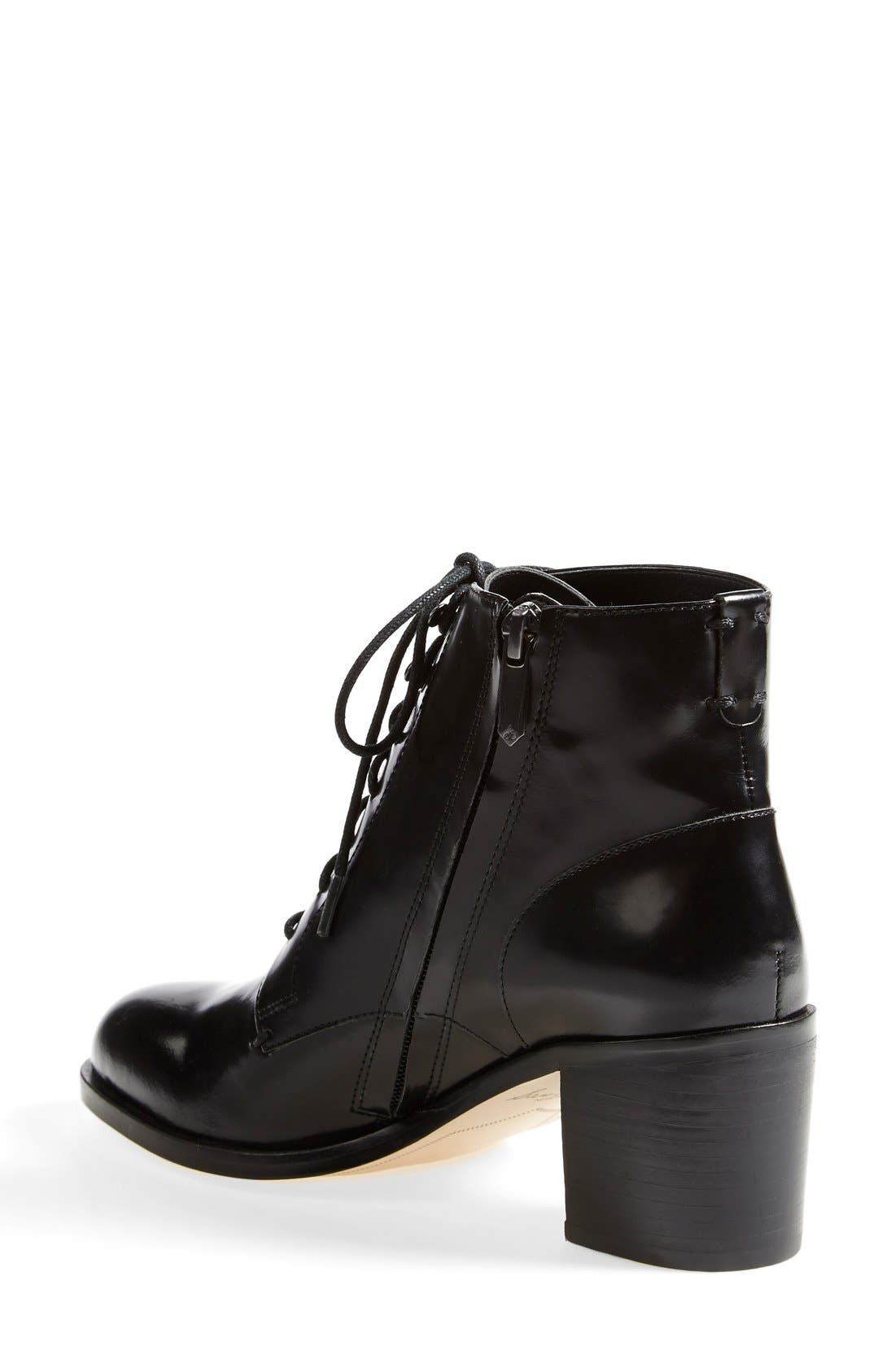 Alternate Image 2  - Sam Edelman 'Jardin' Leather Bootie (Women)
