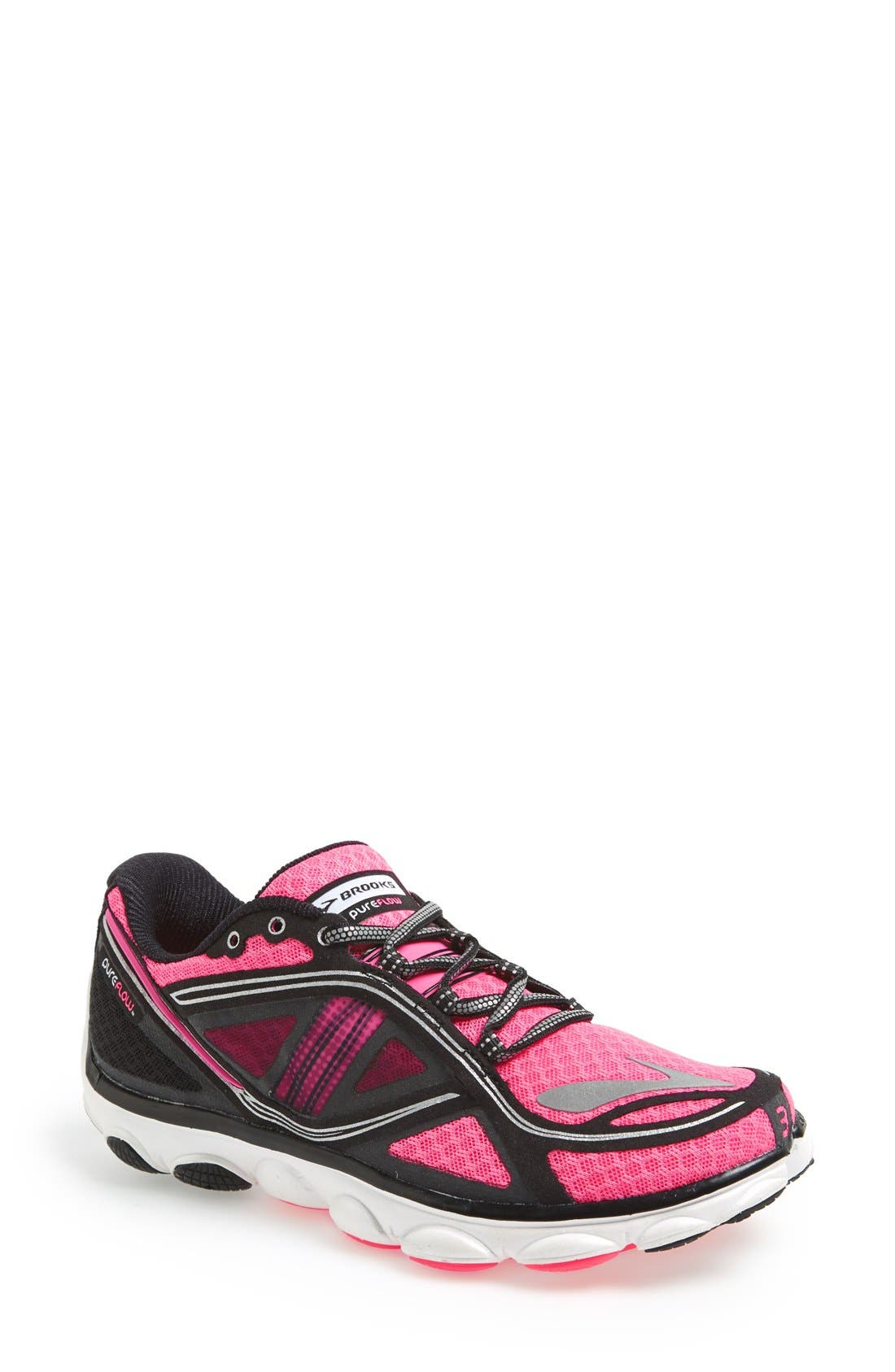 Alternate Image 1 Selected - Brooks 'Pureflow 3' Running Shoe (Women) (Regular Retail Price: $104.95)