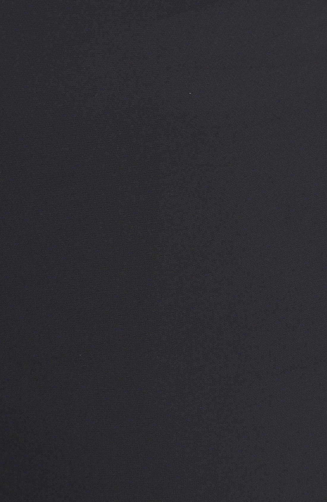 Alternate Image 3  - Vince Camuto Chiffon Overlay Maxi Dress (Plus Size)