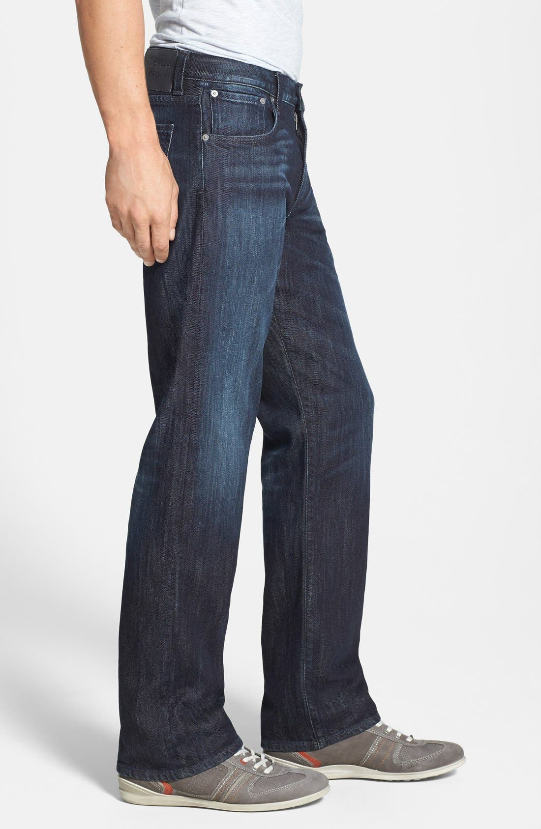 Alternate Image 3  - Citizens of Humanity 'Evans' Relaxed Fit Jeans (Elko)