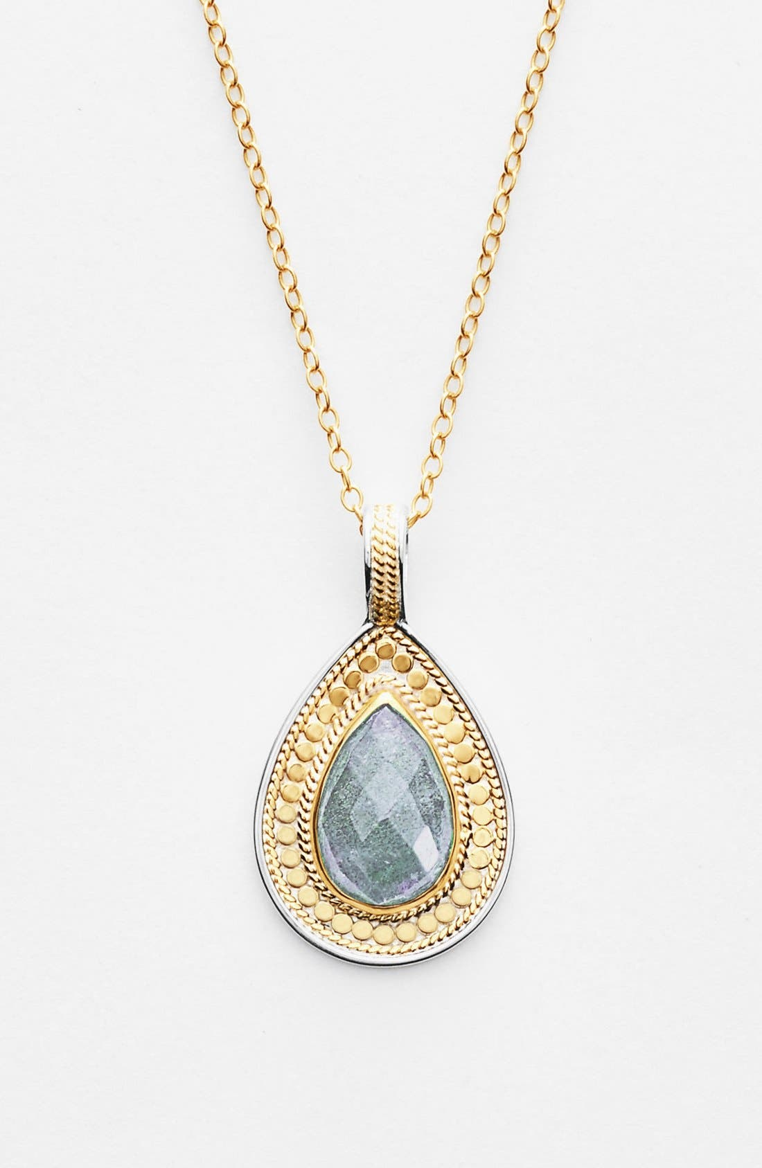 Alternate Image 2  - Anna Beck 'Gili' Teardrop Pendant Necklace (Online Only)
