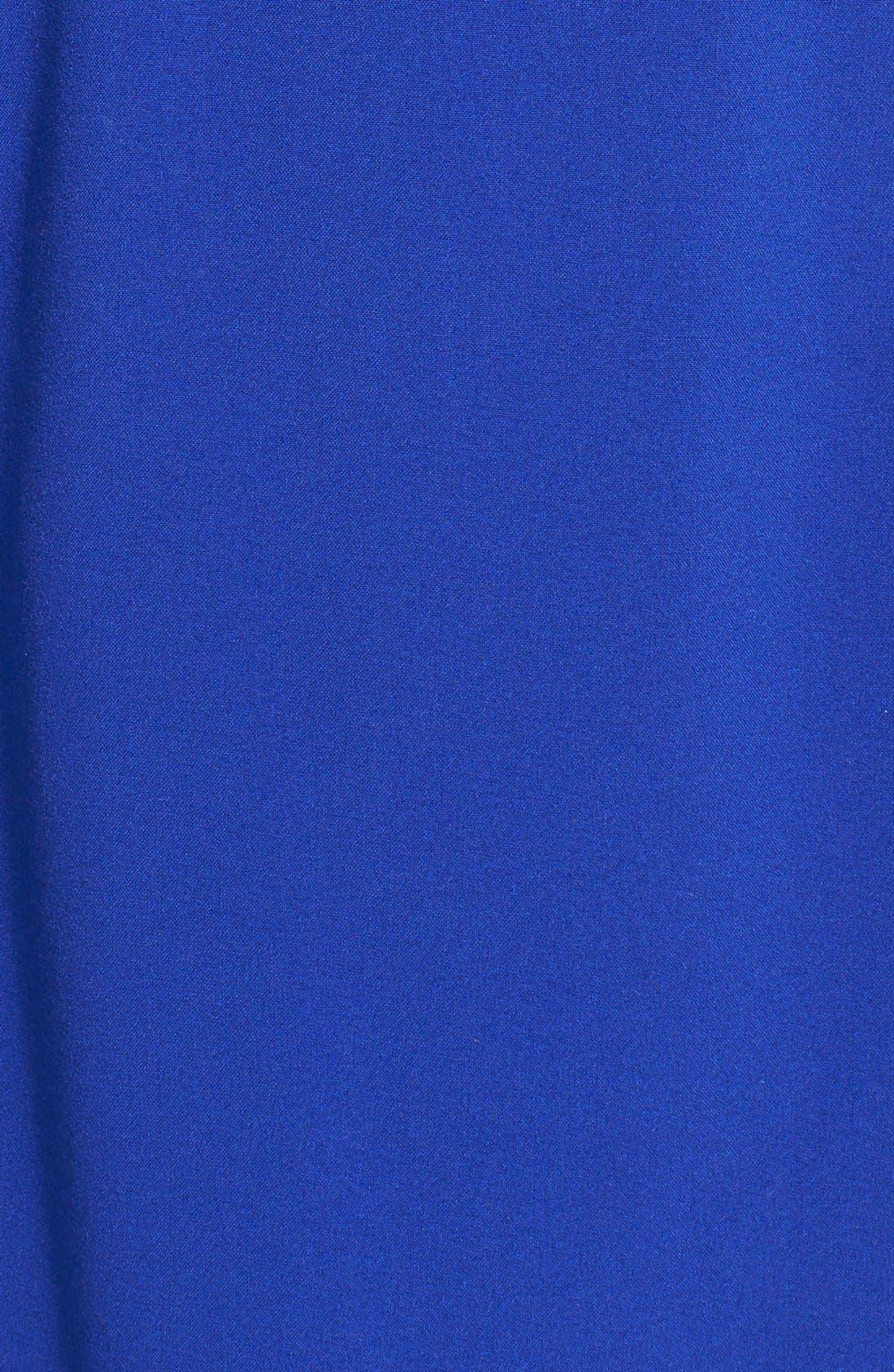 Alternate Image 4  - Tahari Bateau Neck Sheath Dress