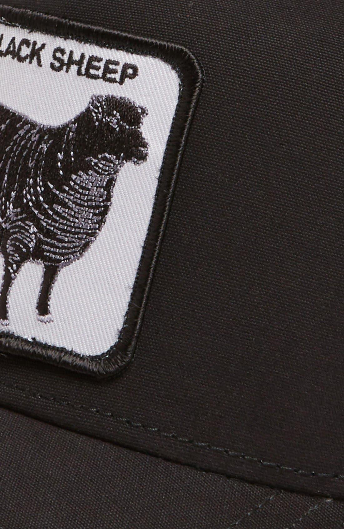 Alternate Image 2  - Goorin Brothers 'Animal Farm - Naughty Lamb' Trucker Cap