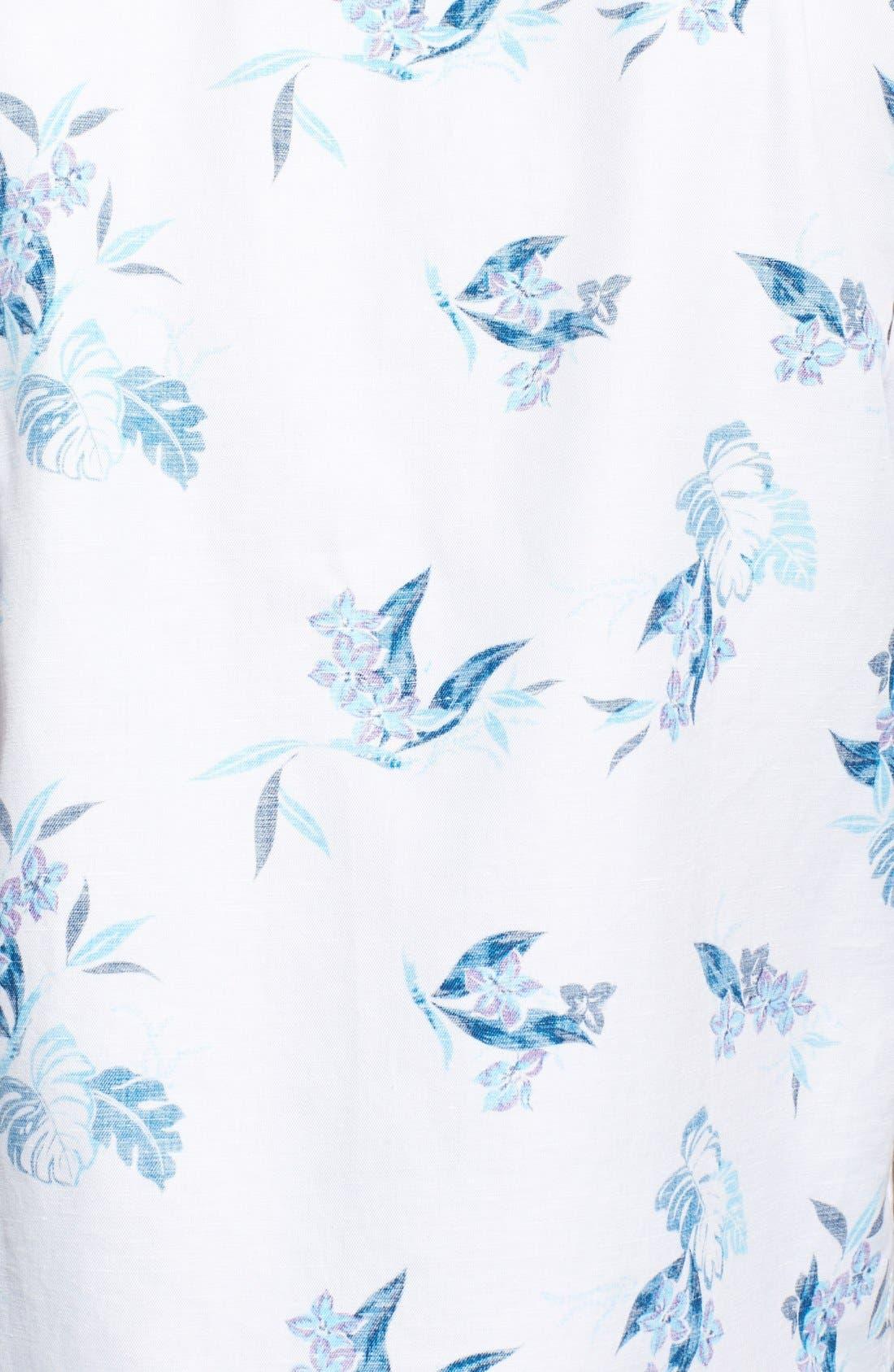 Alternate Image 3  - Tommy Bahama 'Aloha Breezer' Regular Fit Sport Shirt