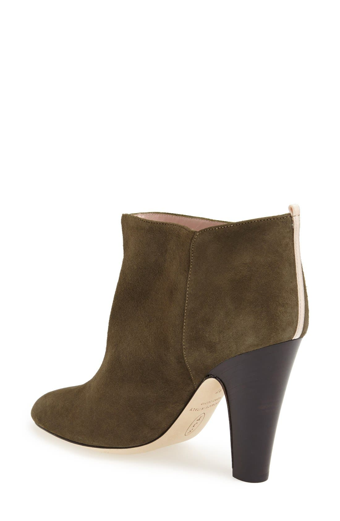 Alternate Image 2  - SJP 'Serge' Suede Bootie (Women)