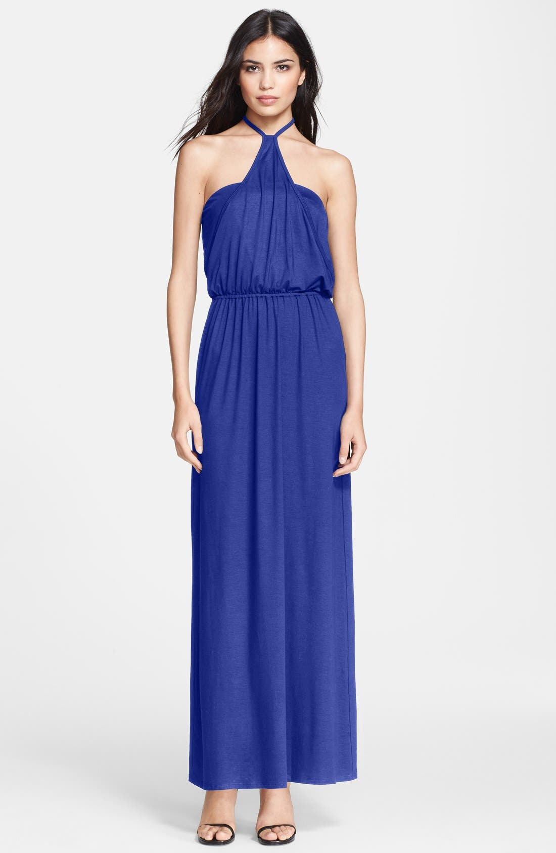 Main Image - Trina Turk 'Goldie' Jersey Maxi Dress