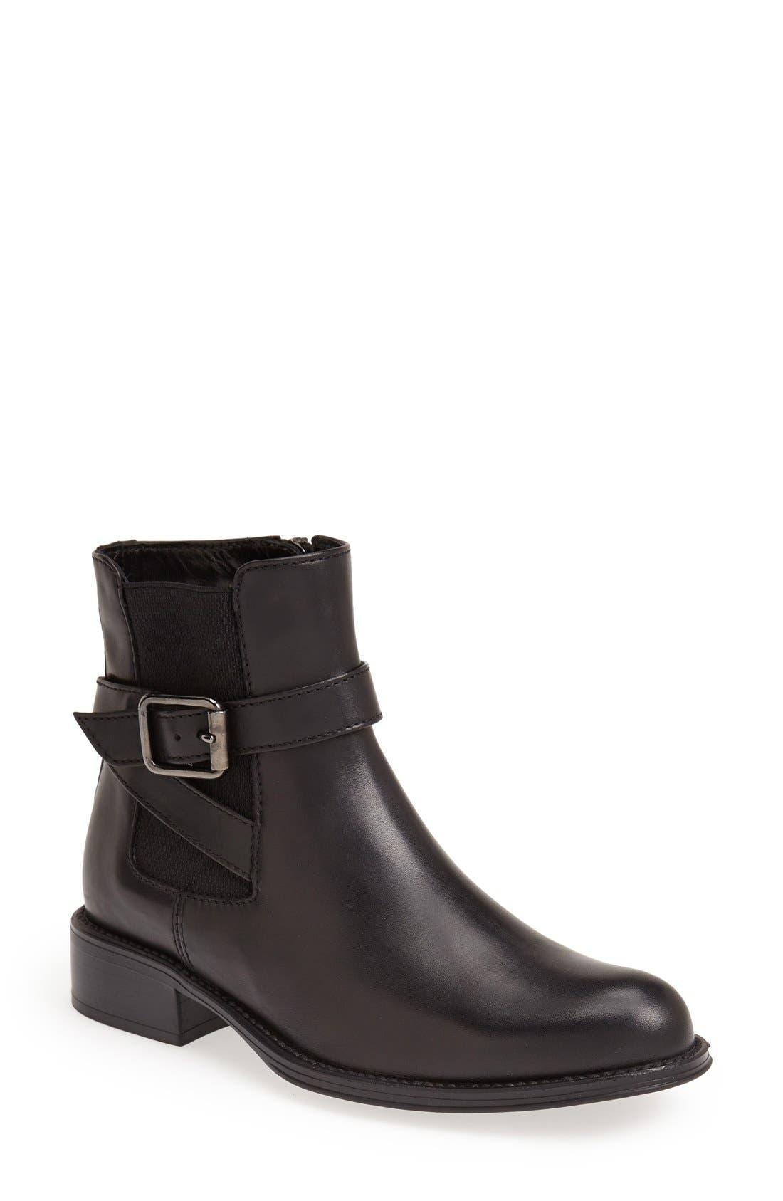 Main Image - Aquatalia 'Uriah' Weatherproof Ankle Boot (Women)