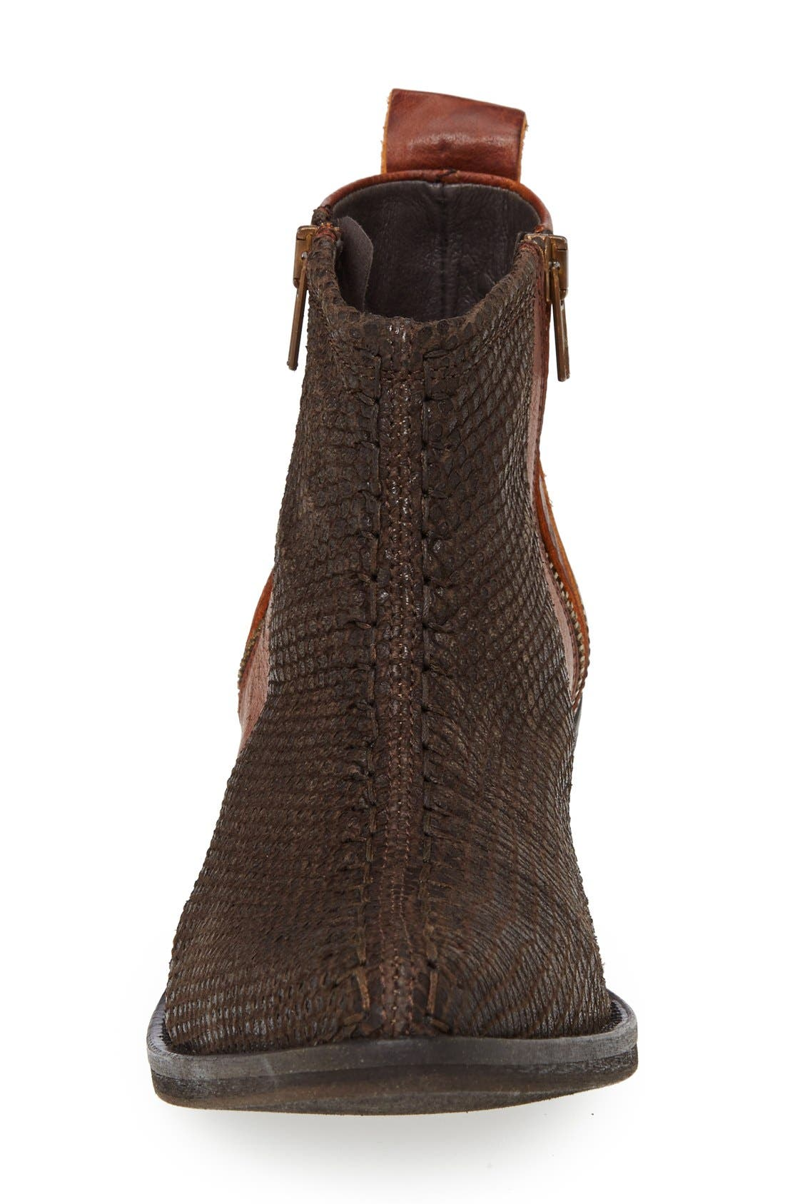 Alternate Image 3  - Free People 'Flying Ranch' Pointy Toe Bootie (Women)