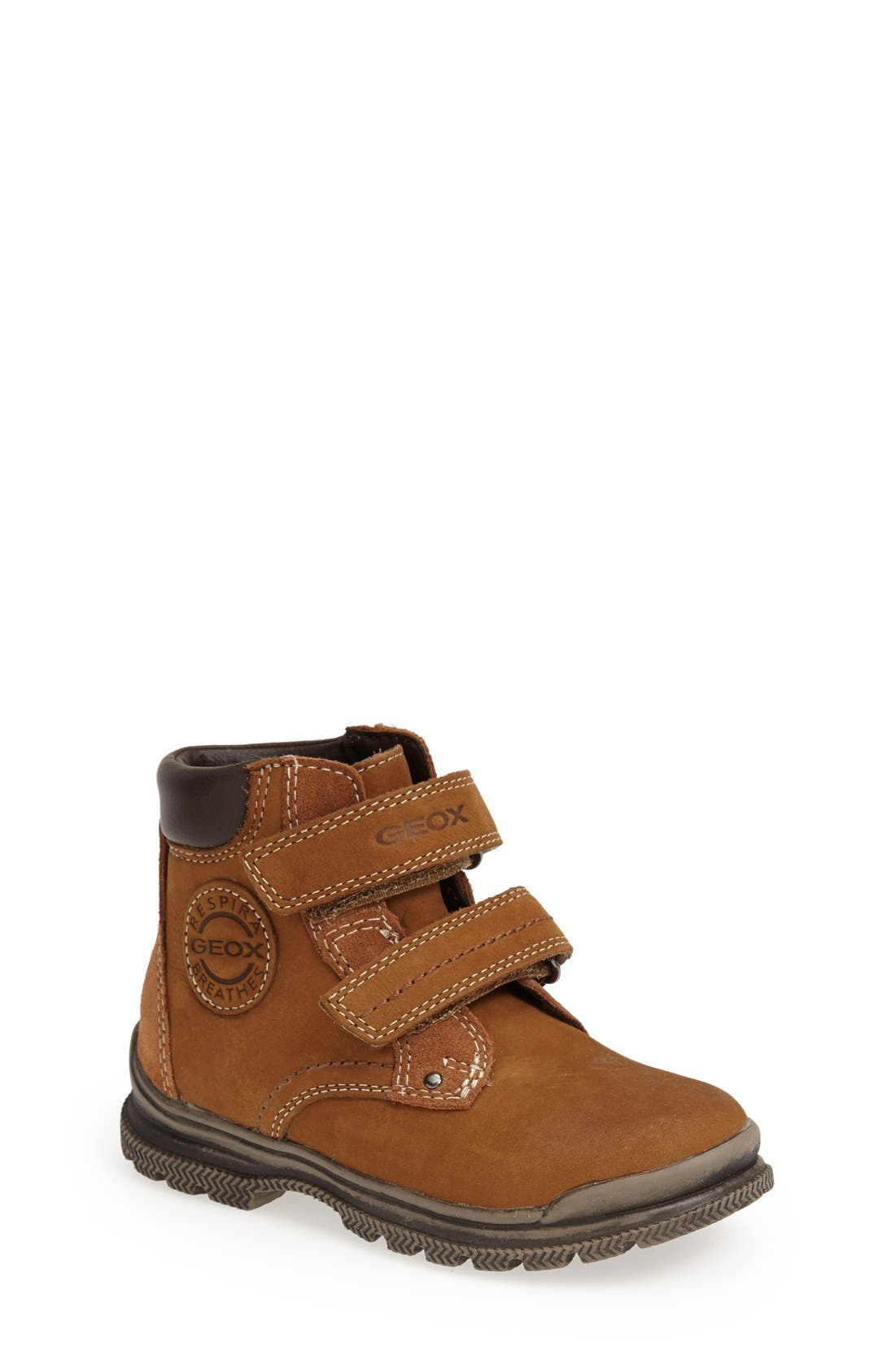 Alternate Image 1 Selected - Geox 'William 18' Boot (Toddler, Little Kid & Big Kid)