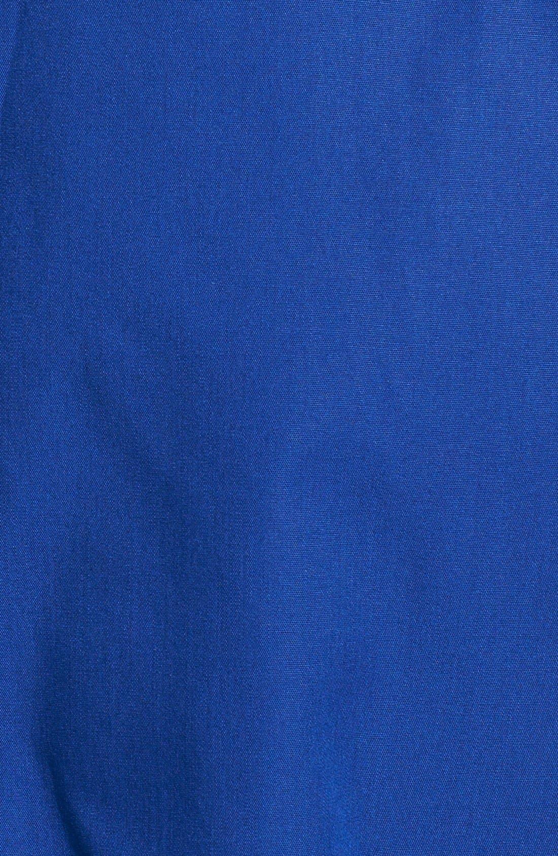 Alternate Image 3  - HUGO 'Ero' Extra Trim Fit Ombré Stripe Sport Shirt