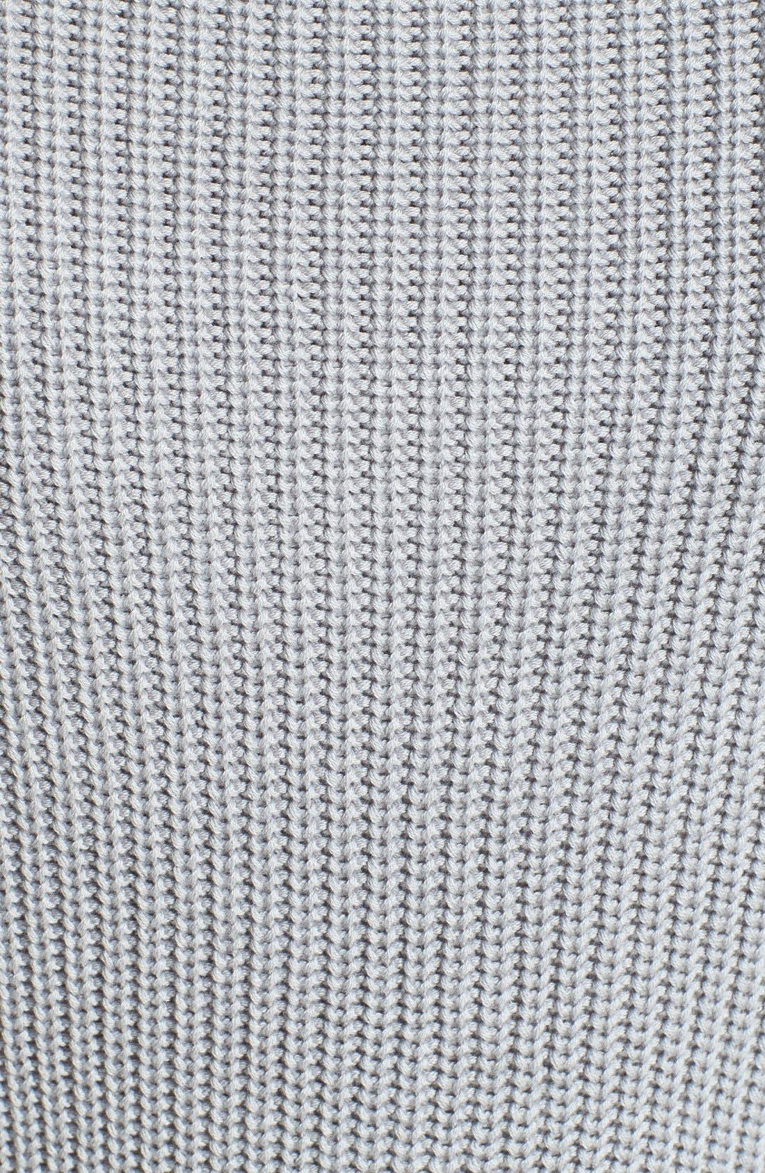 Alternate Image 3  - Dex Rib Knit Crop Sweater