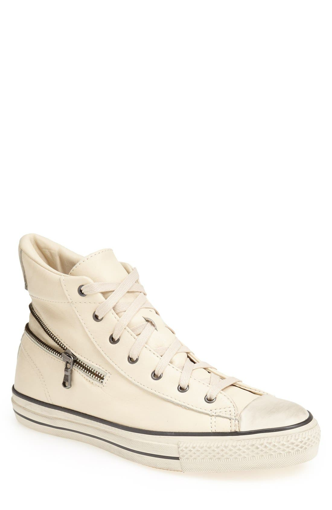 Alternate Image 1 Selected - Converse by John Varvatos Chuck Taylor® Zip Sneaker (Men)