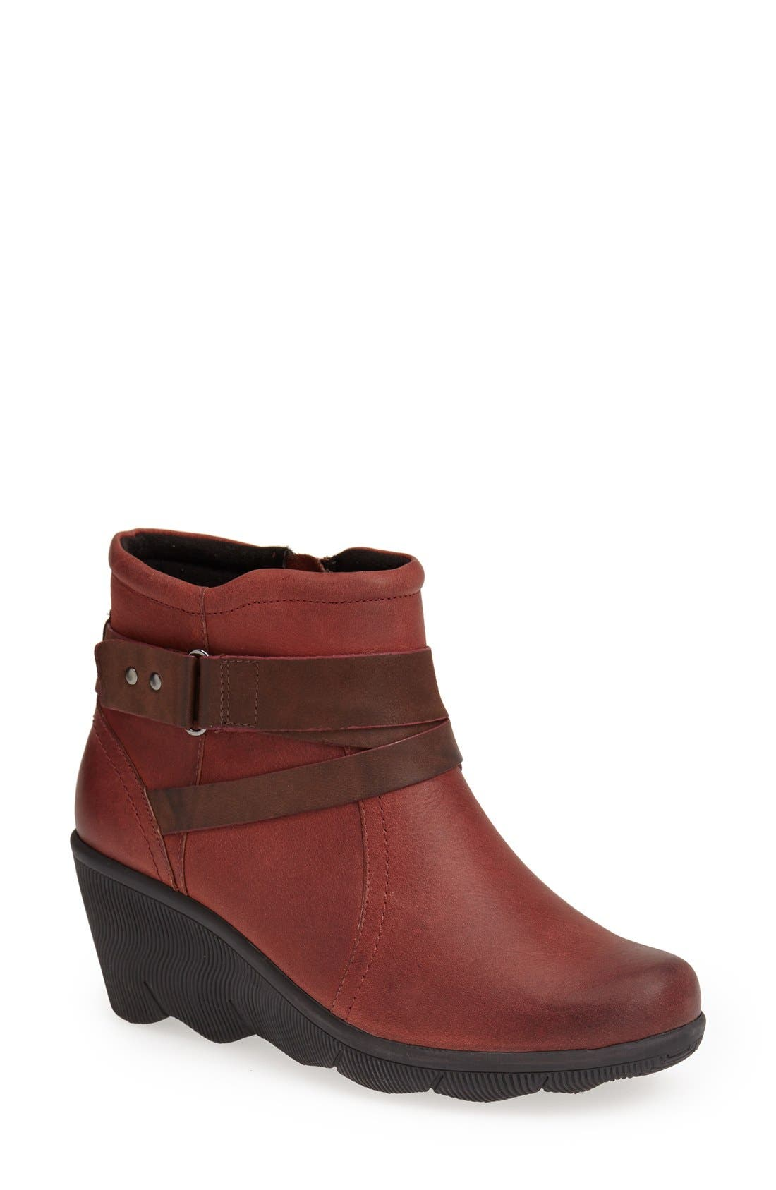 Alternate Image 1 Selected - Cobb Hill 'REVhex' Wedge Boot (Women)