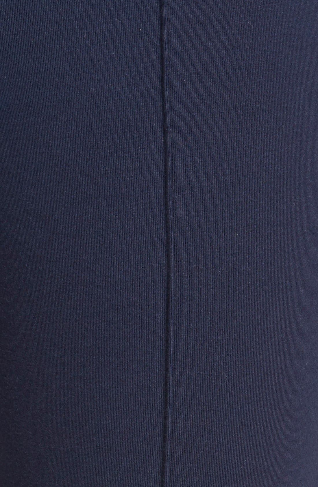 Alternate Image 3  - Chaus Pintuck Seam Leggings