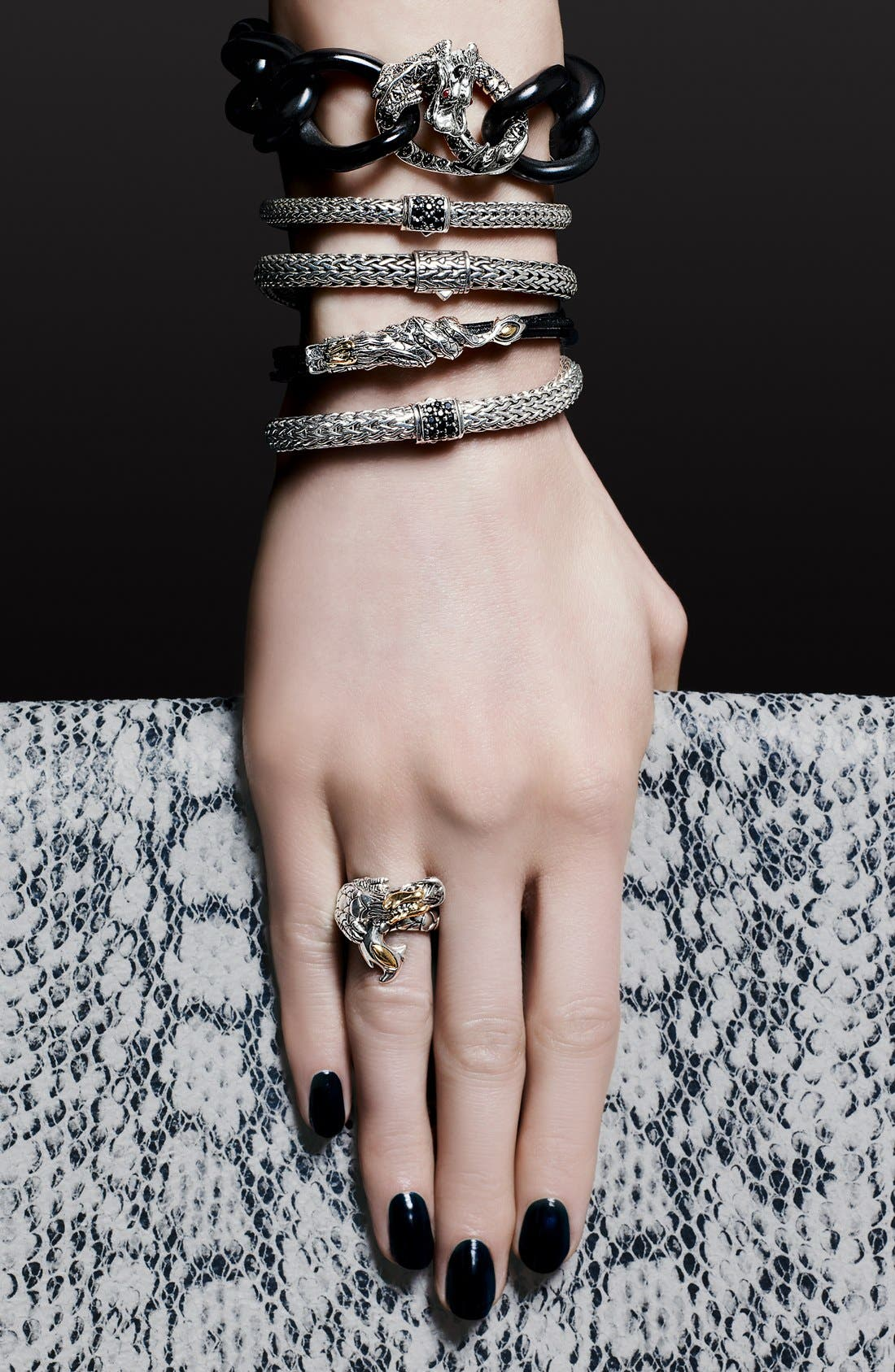 Alternate Image 2  - John Hardy 'Classic Chain' Bracelet