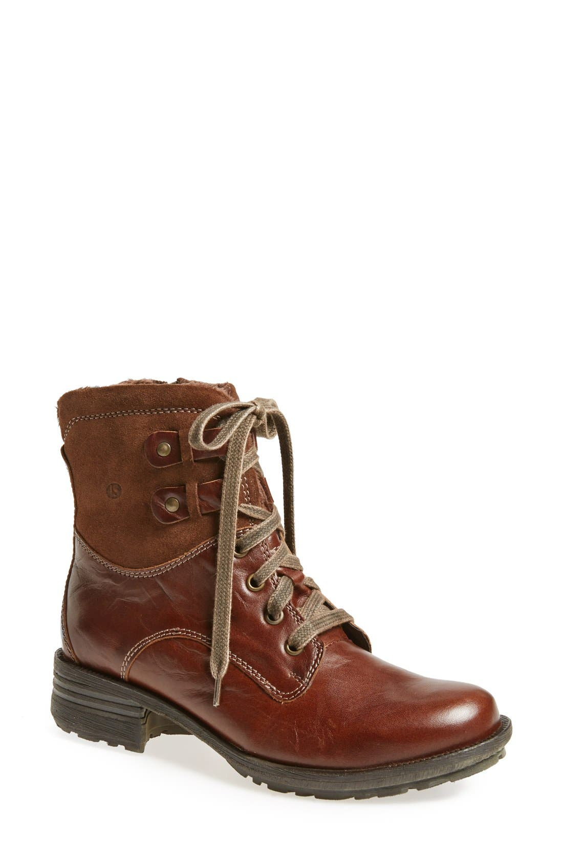 Alternate Image 1 Selected - Josef Seibel 'Sandra 14' Boot (Women)
