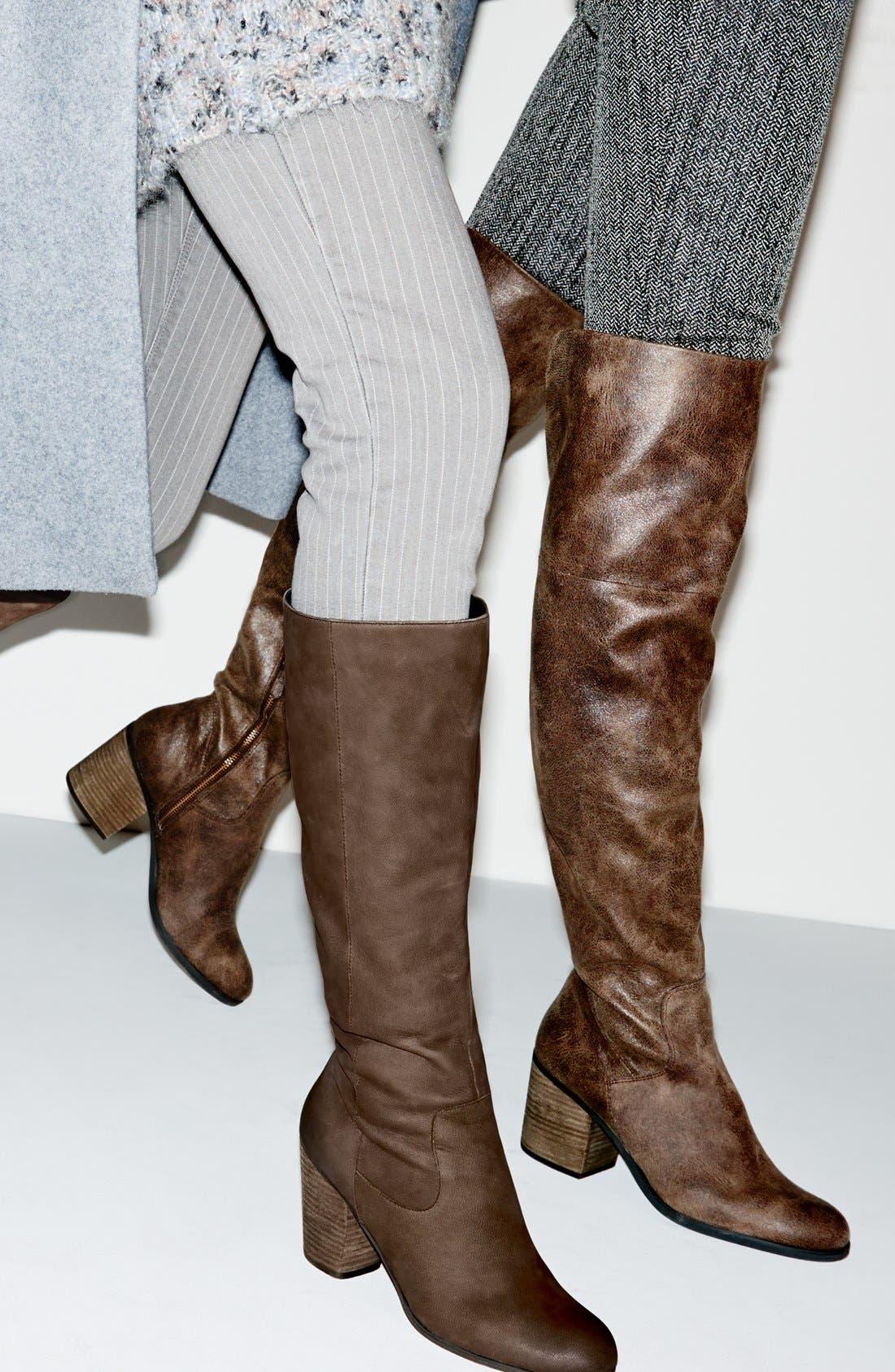 Alternate Image 6  - Hinge Canton Over the Knee Boot (Women)