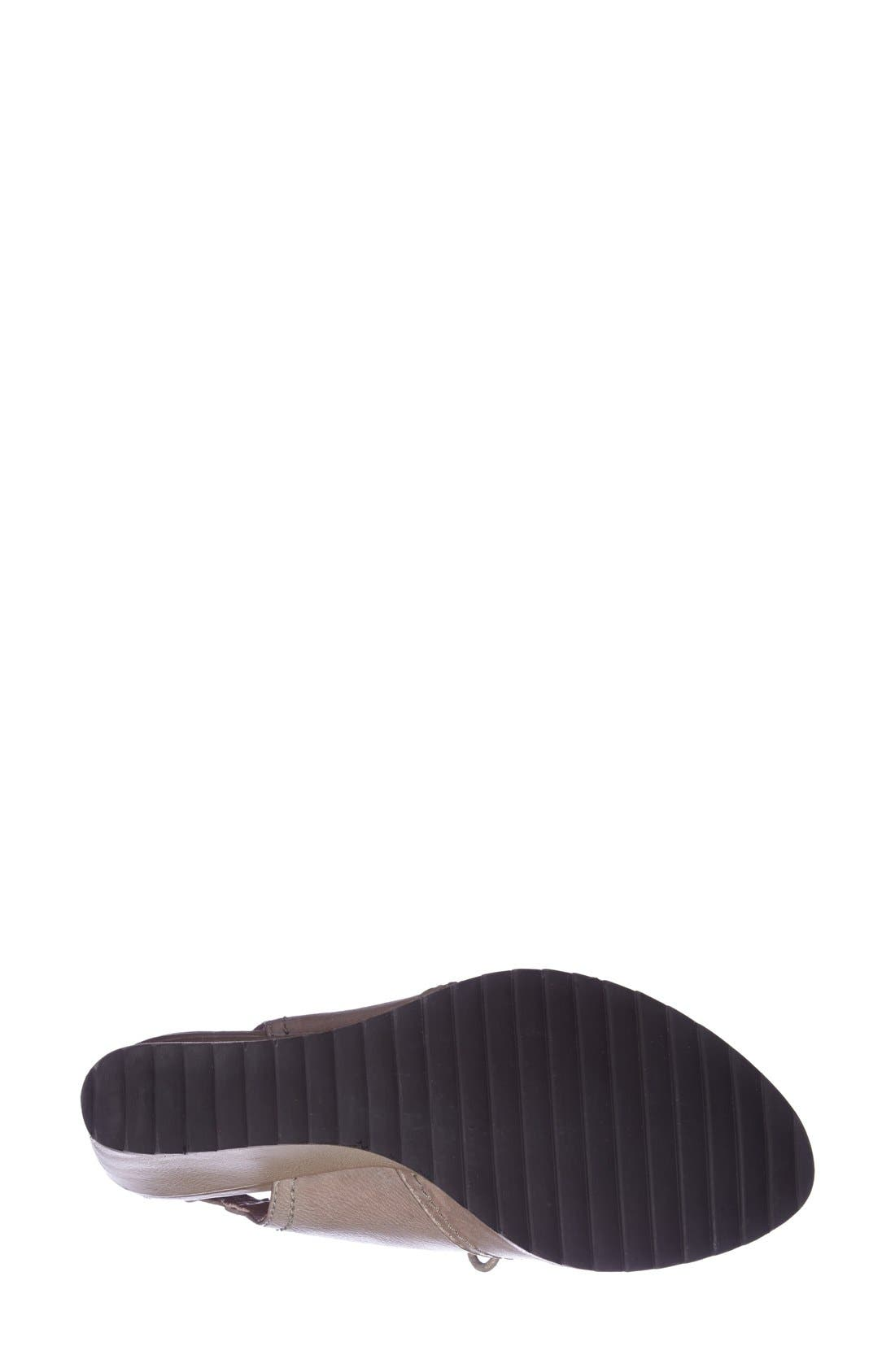 Alternate Image 4  - Biala 'Bayley' Wedge Sandal (Women)