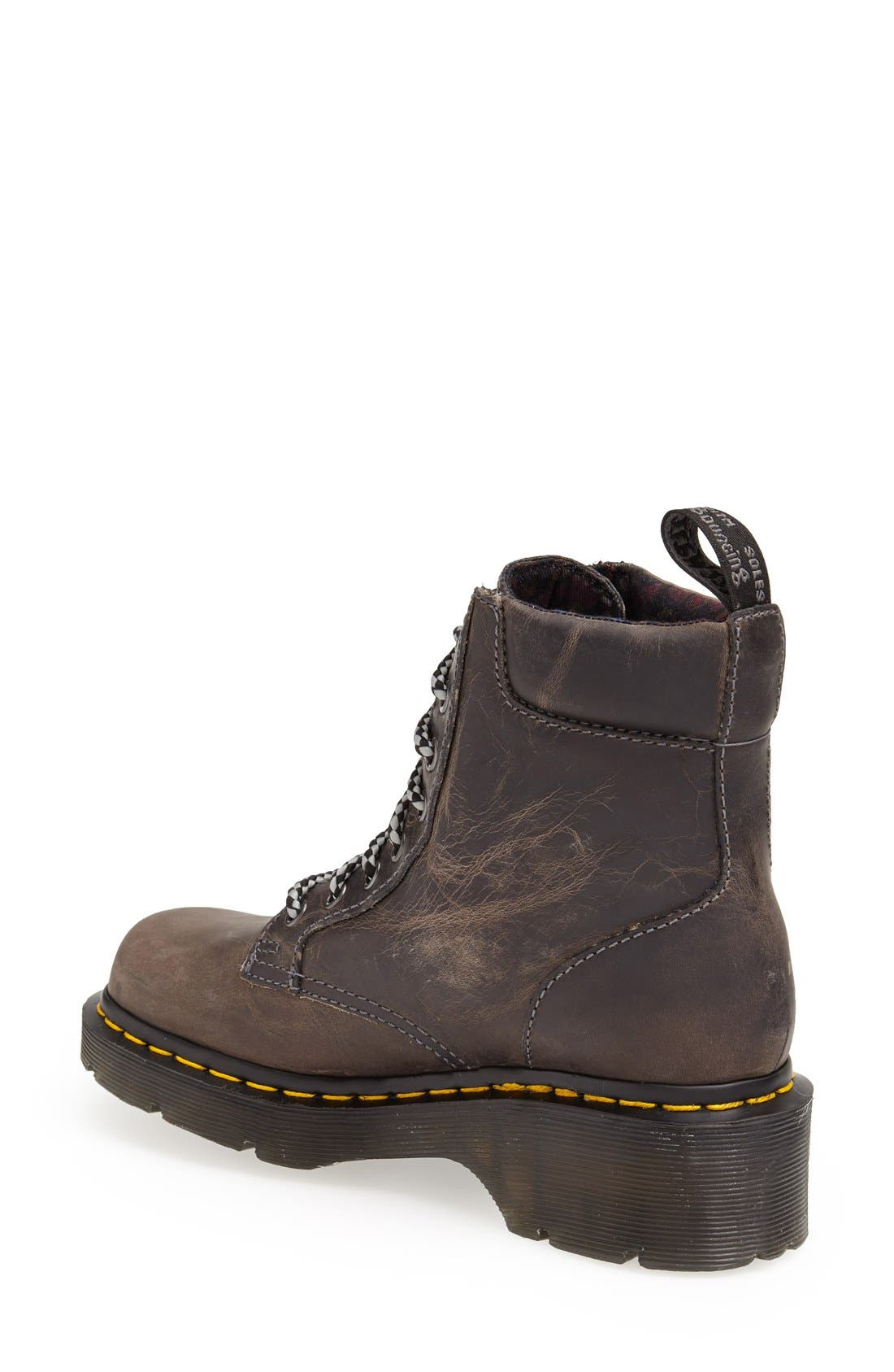 Alternate Image 2  - Dr. Martens 'Dharma' Leather Boot (Women)