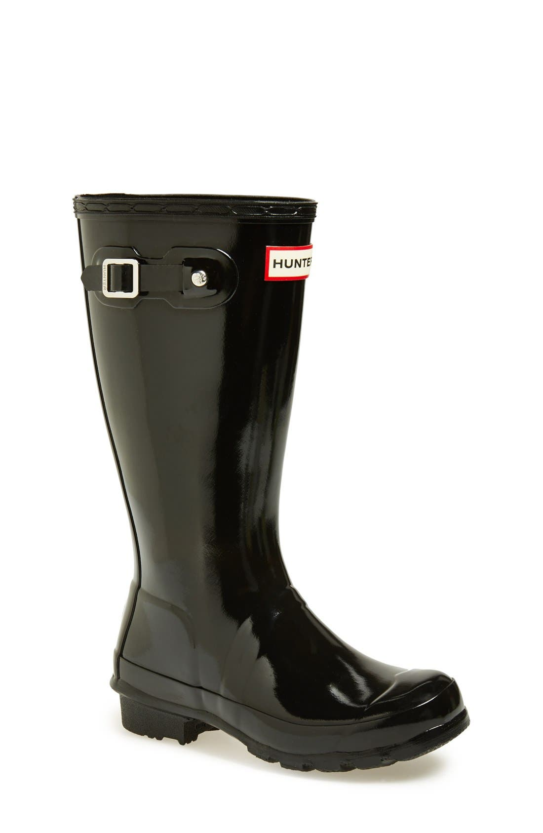 HUNTER 'Original Gloss' Rain Boot