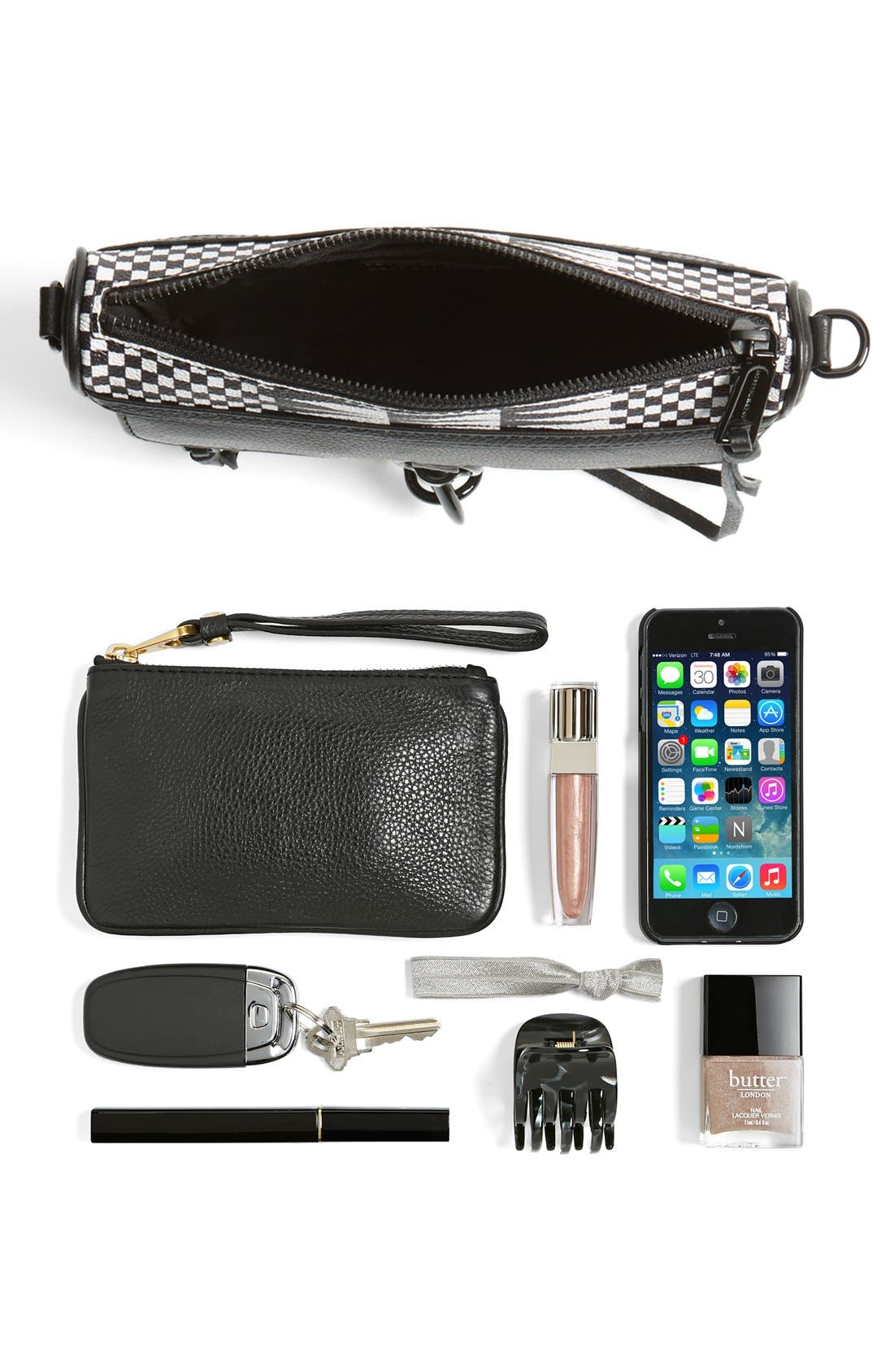 Alternate Image 5  - Rebecca Minkoff 'Mini MAC' Convertible Crossbody Bag