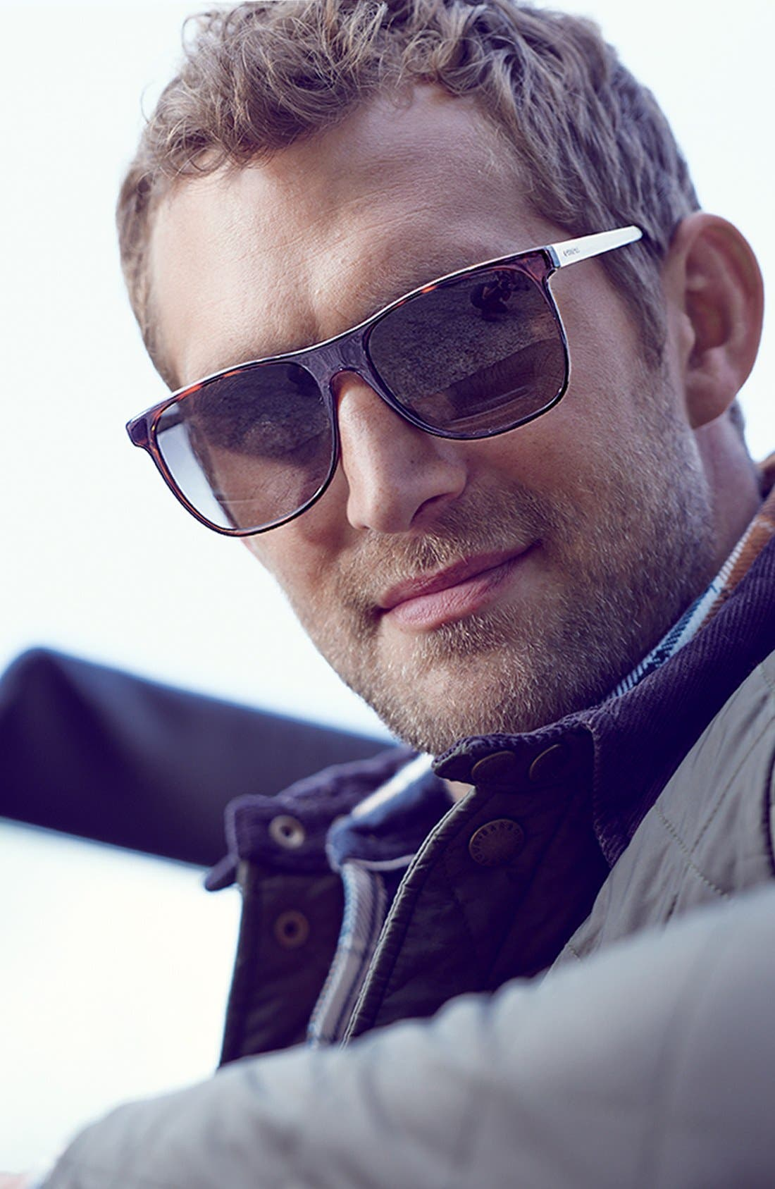Alternate Image 2  - Carrera Eyewear 57mm Retro Sunglasses