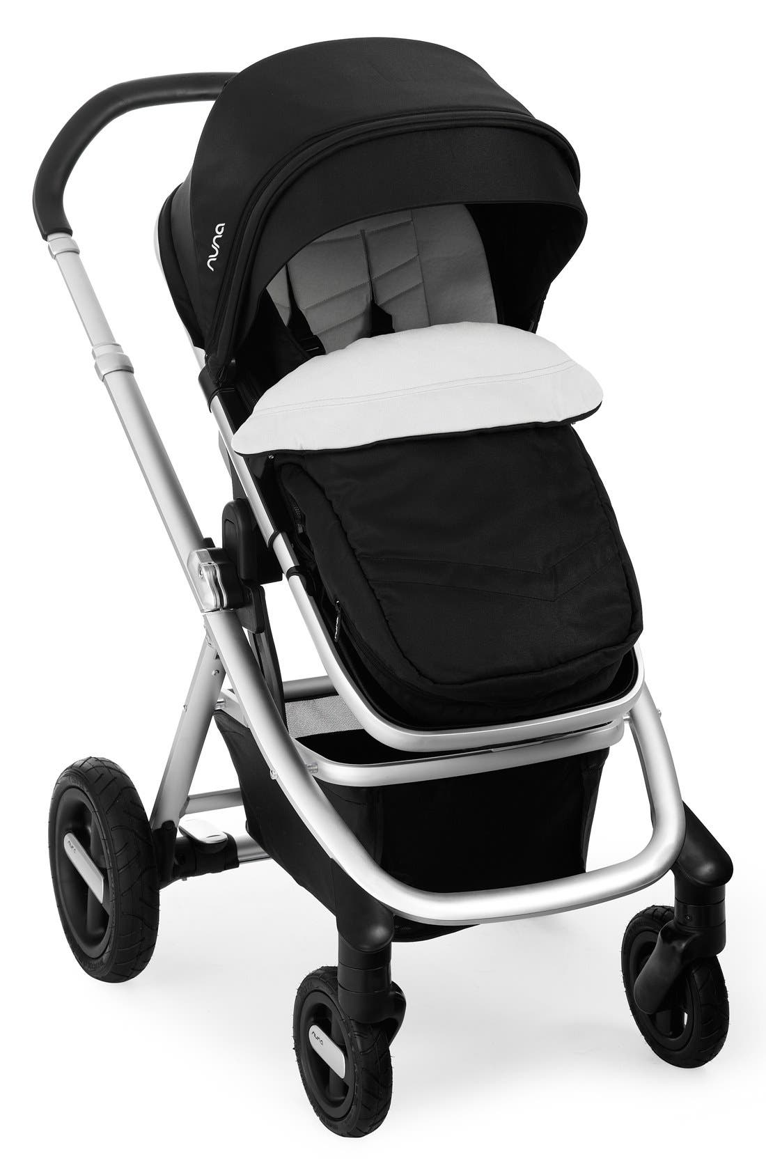 Alternate Image 1 Selected - nuna 'IVVI™' Stroller Footmuff & Seat-Liner