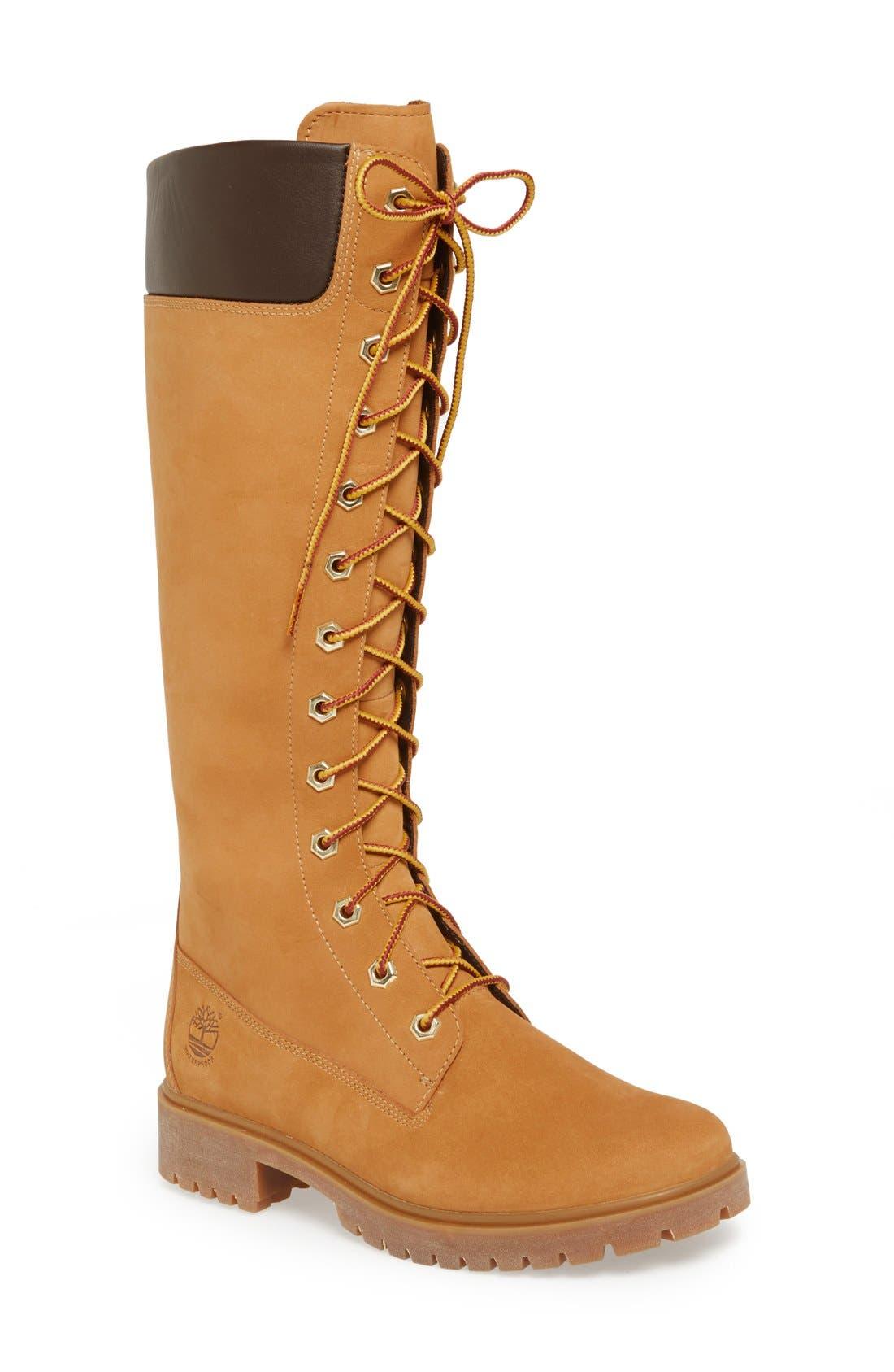 Main Image - Timberland Earthkeepers® Waterproof Tall Boot (Women)