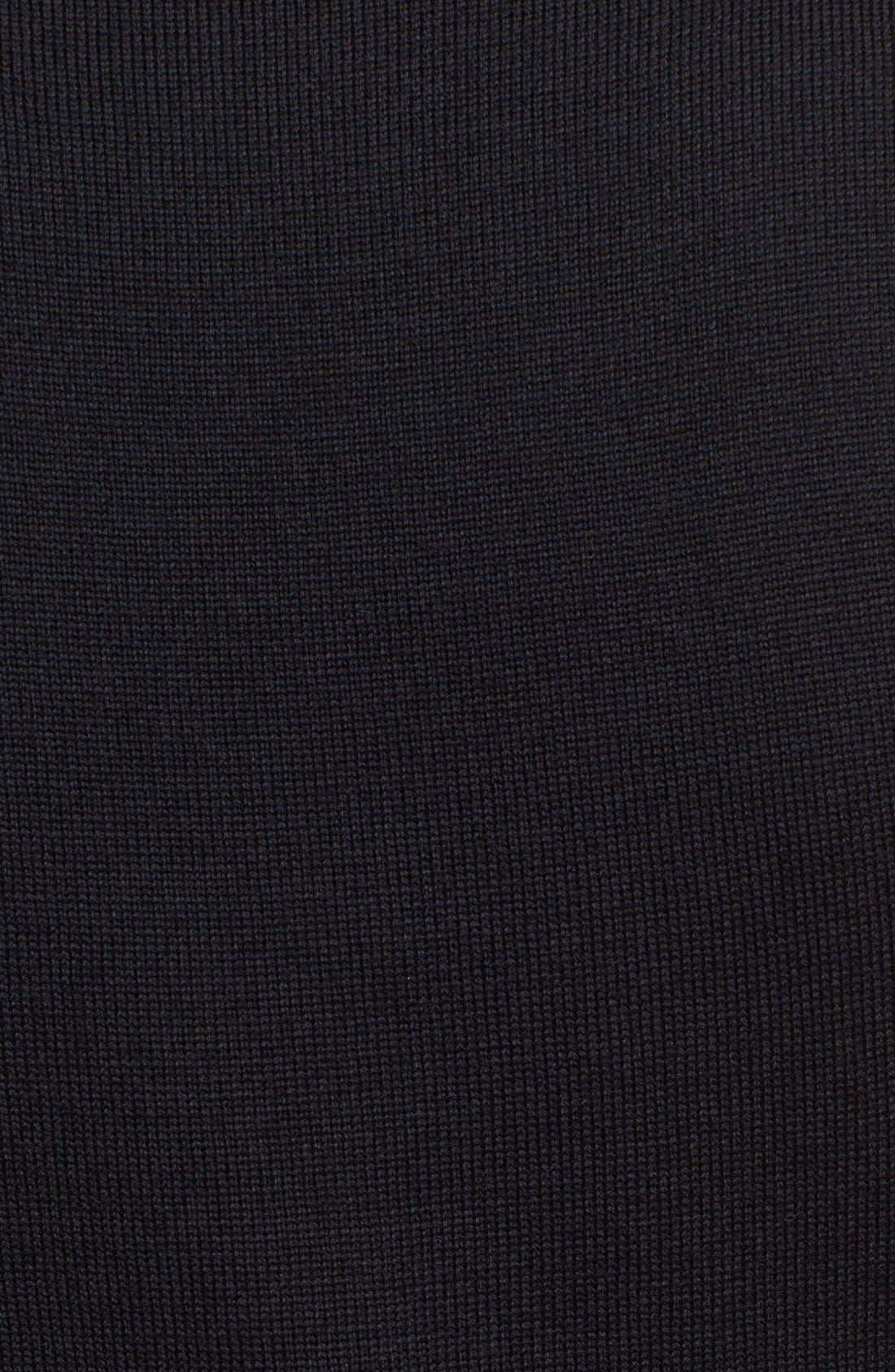 Alternate Image 3  - St. John Collection Sleeveless Wool Knit Shell