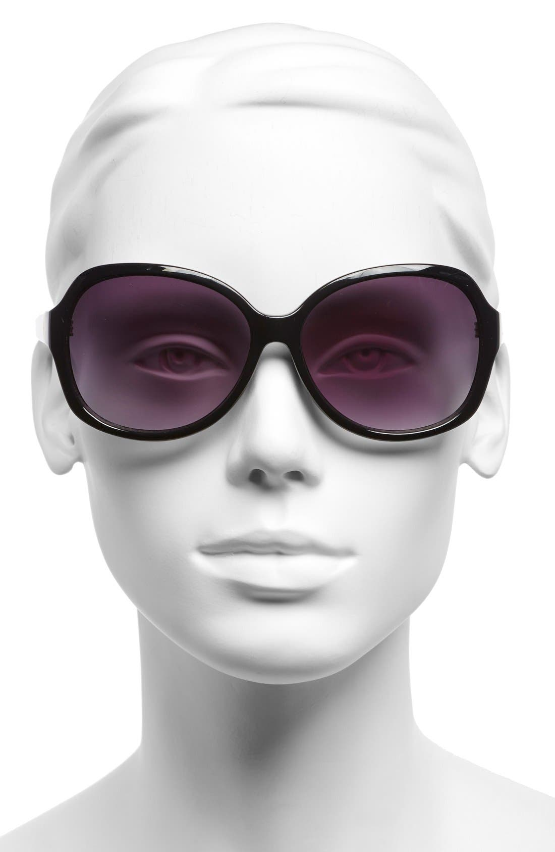 Alternate Image 2  - Ivanka Trump 59mm Sunglasses