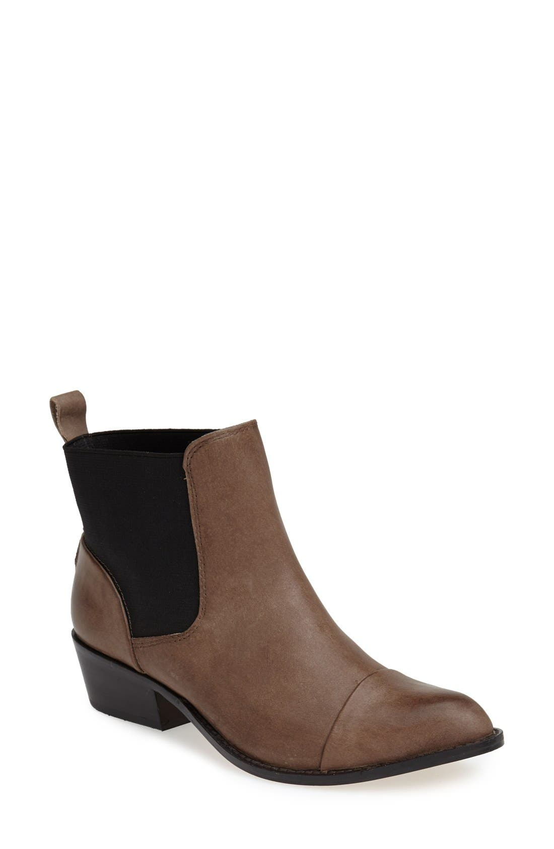 Alternate Image 1 Selected - DV by Dolce Vita 'Vancie' Leather Bootie (Women)
