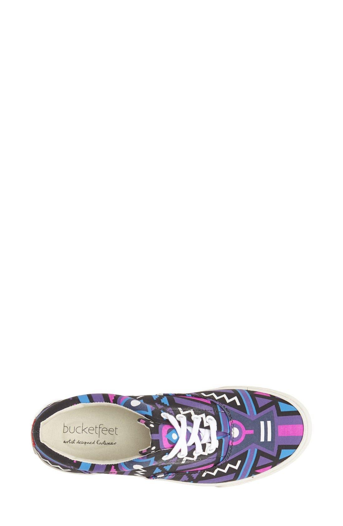 Alternate Image 3  - BucketFeet 'Cosmos 2' Sneaker (Women)